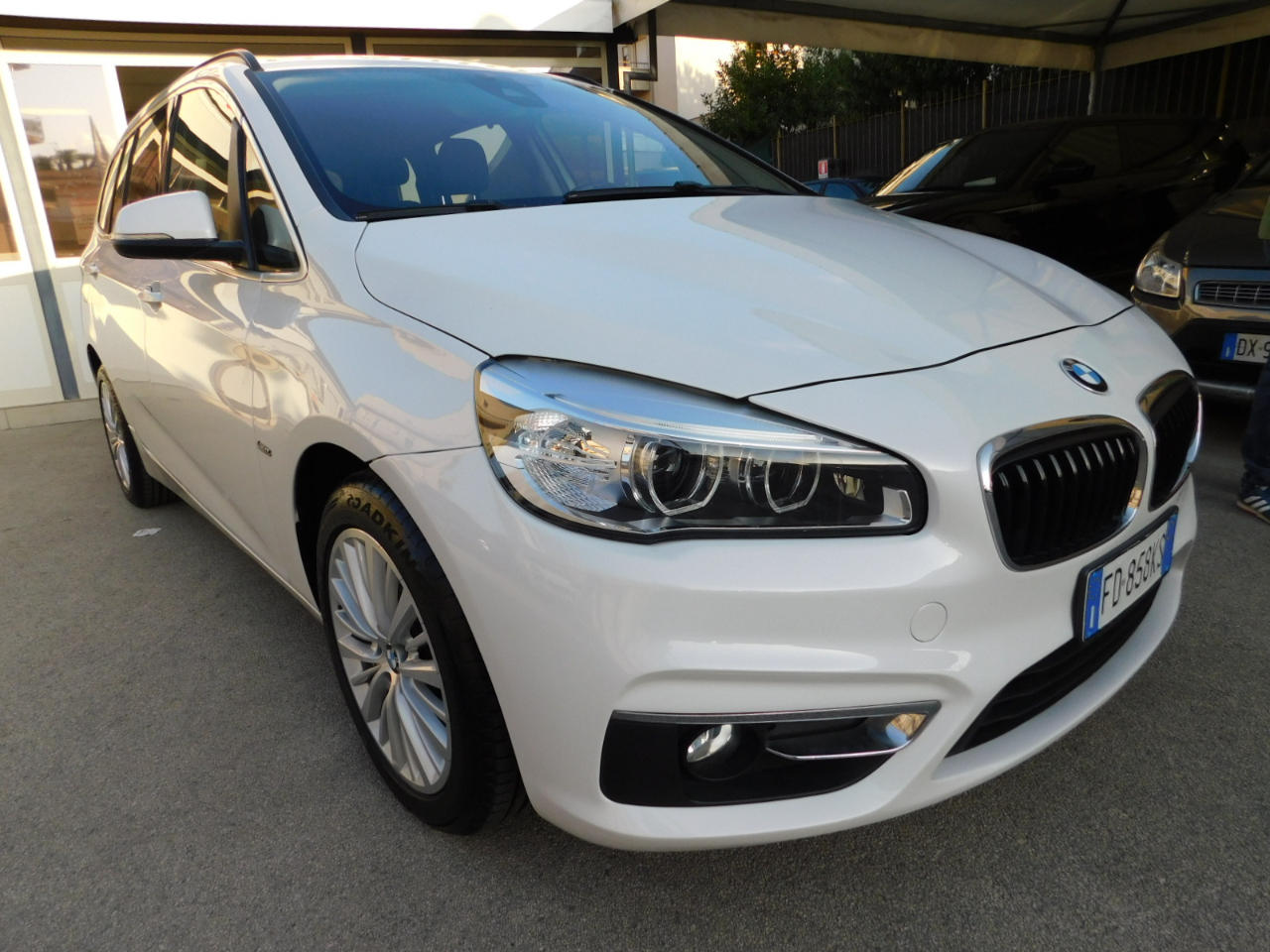 BMW 216 Serie 2 A.T. (F45) Active Tourer Luxury 7 Posti