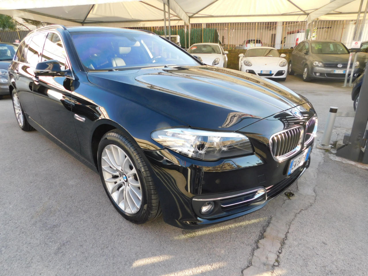 Bmw 525d (F10/F11) Touring Luxury Aut.