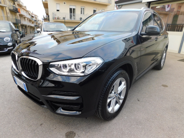 Bmw X3 XDrive20d Business Adv. Aut. 2019