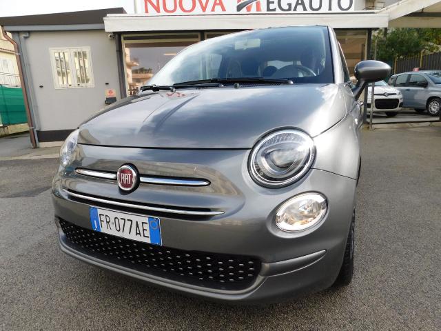 Fiat 500 1.2 69cv Lounge Automatica 2018
