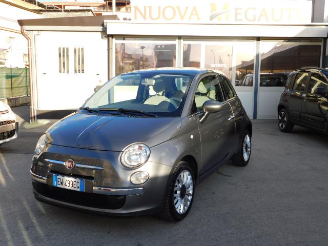 Fiat 500 1.2 Lounge Automatica
