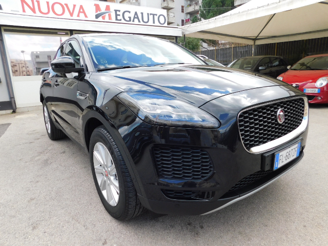 Jaguar E-Pace E-Pace 2.0D 180 CV AWD Auto S