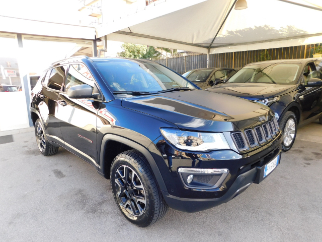 Jeep Compass 2.0 Multijet 170 4WD TRAILHAWK