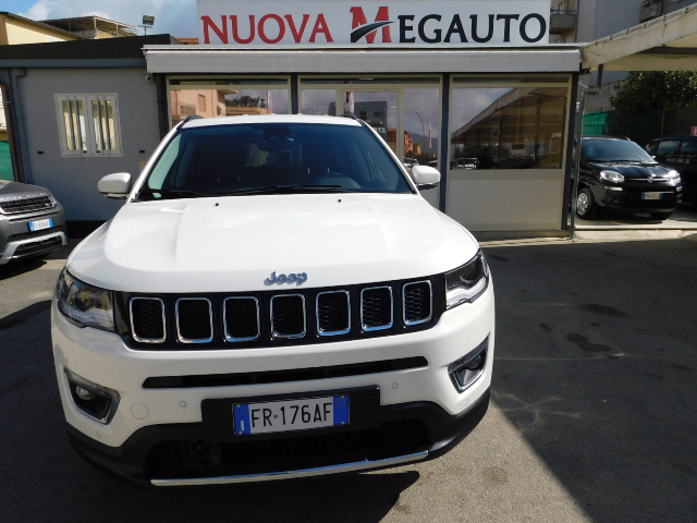 Jeep Compass 2.0 Multijet II Aut. 4WD Limited 2018