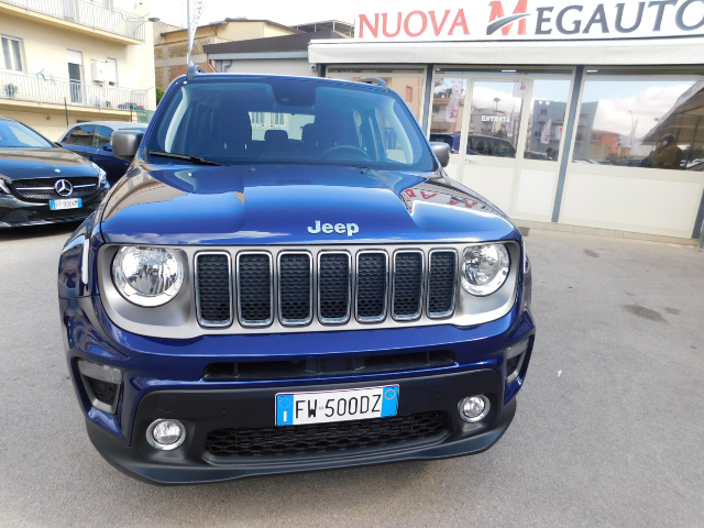 Jeep Renegade 1.6 Mjt 120cv Limited 2019