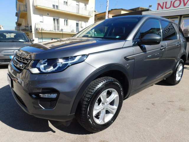 Land Rover Discovery Sport 2.0 TD4 HSE 2016