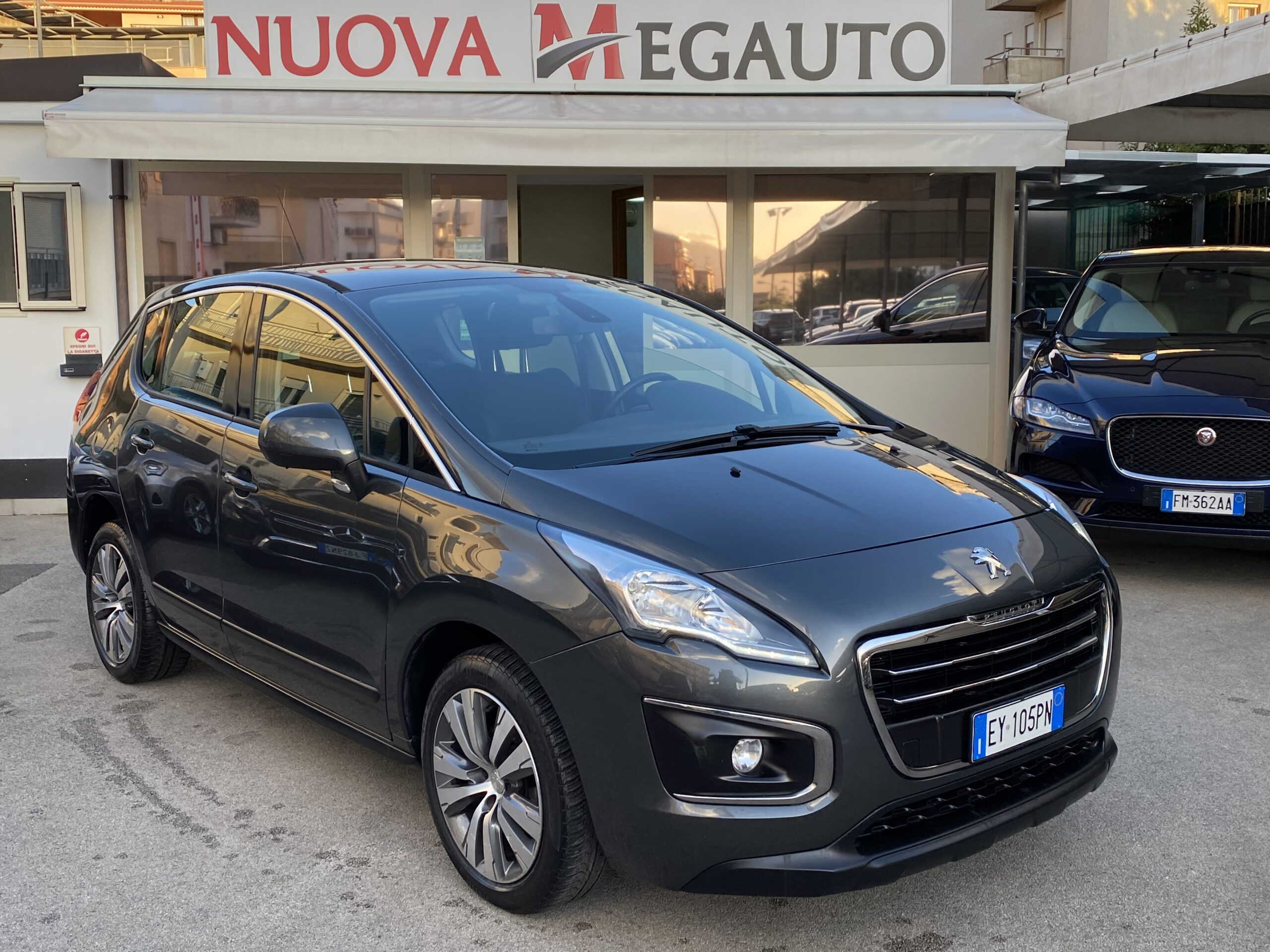 Peugeot 3008 1.6 HDi 115CV Active