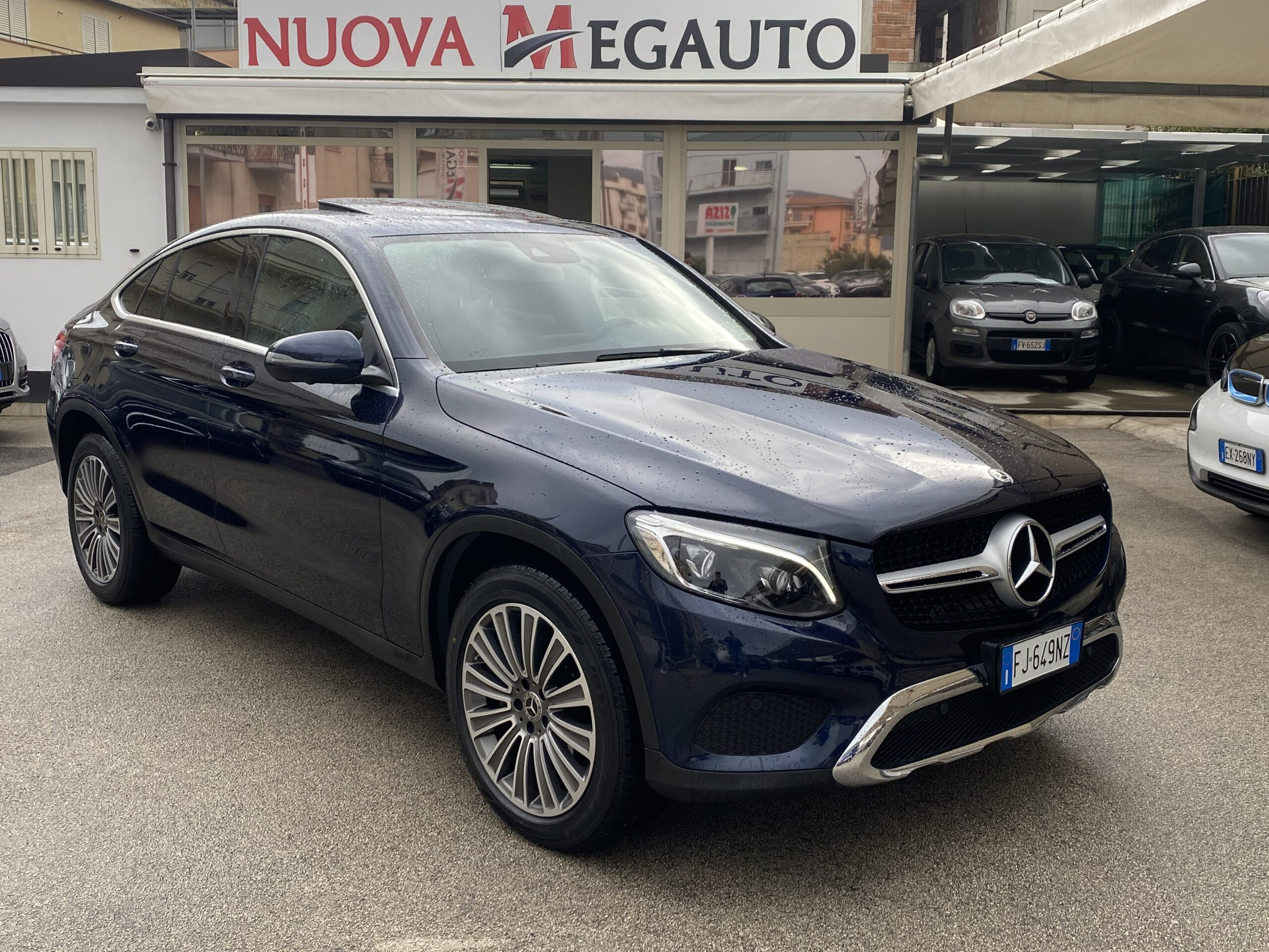 Mercedes-benz GLC 250 D 4Matic Coupé Sport