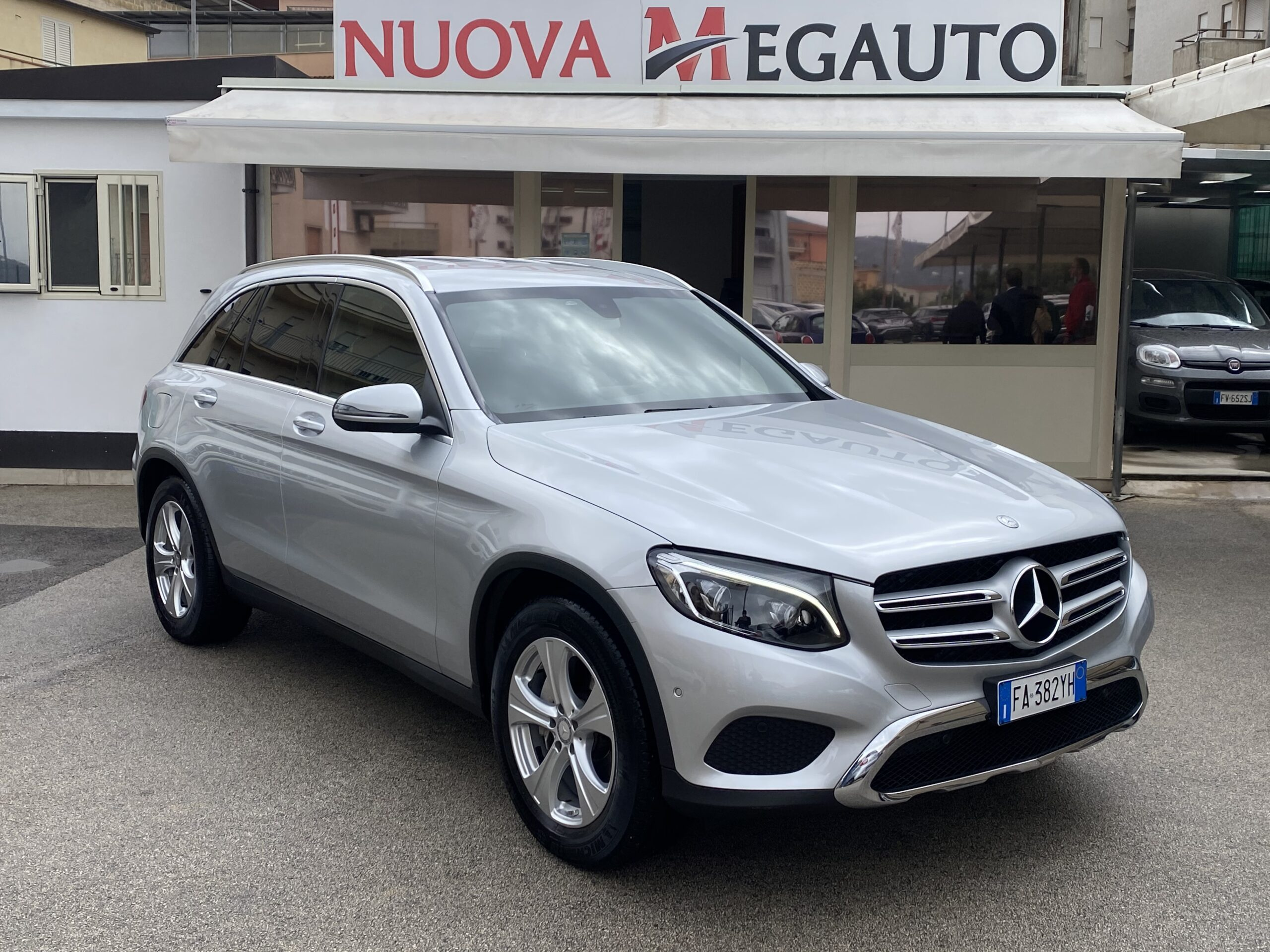 Mercedes-benz GLC 220 D 4Matic Sport 2016
