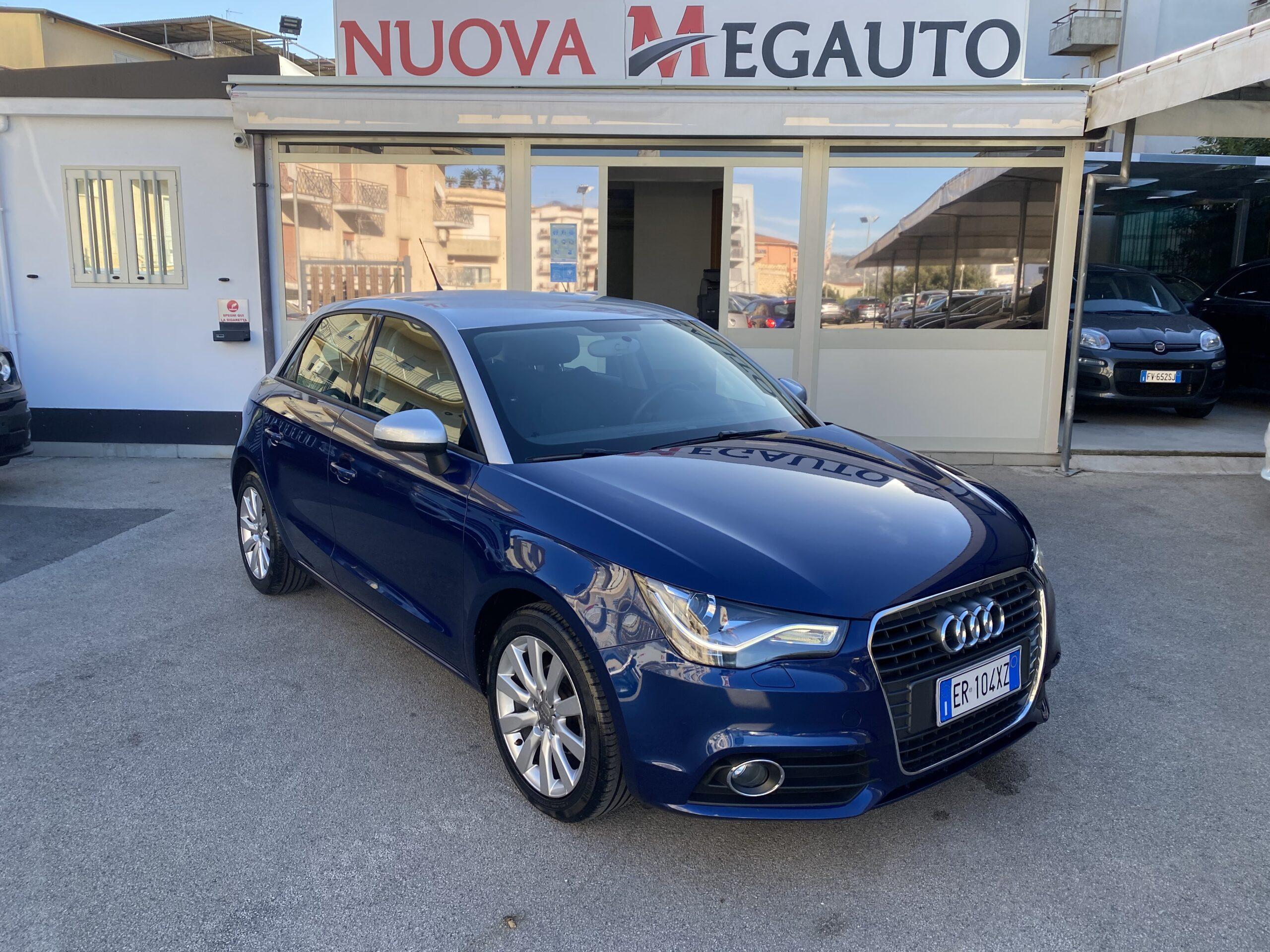 Audi A1 SPB 1.6 TDI Ambition Led Xeno Aut