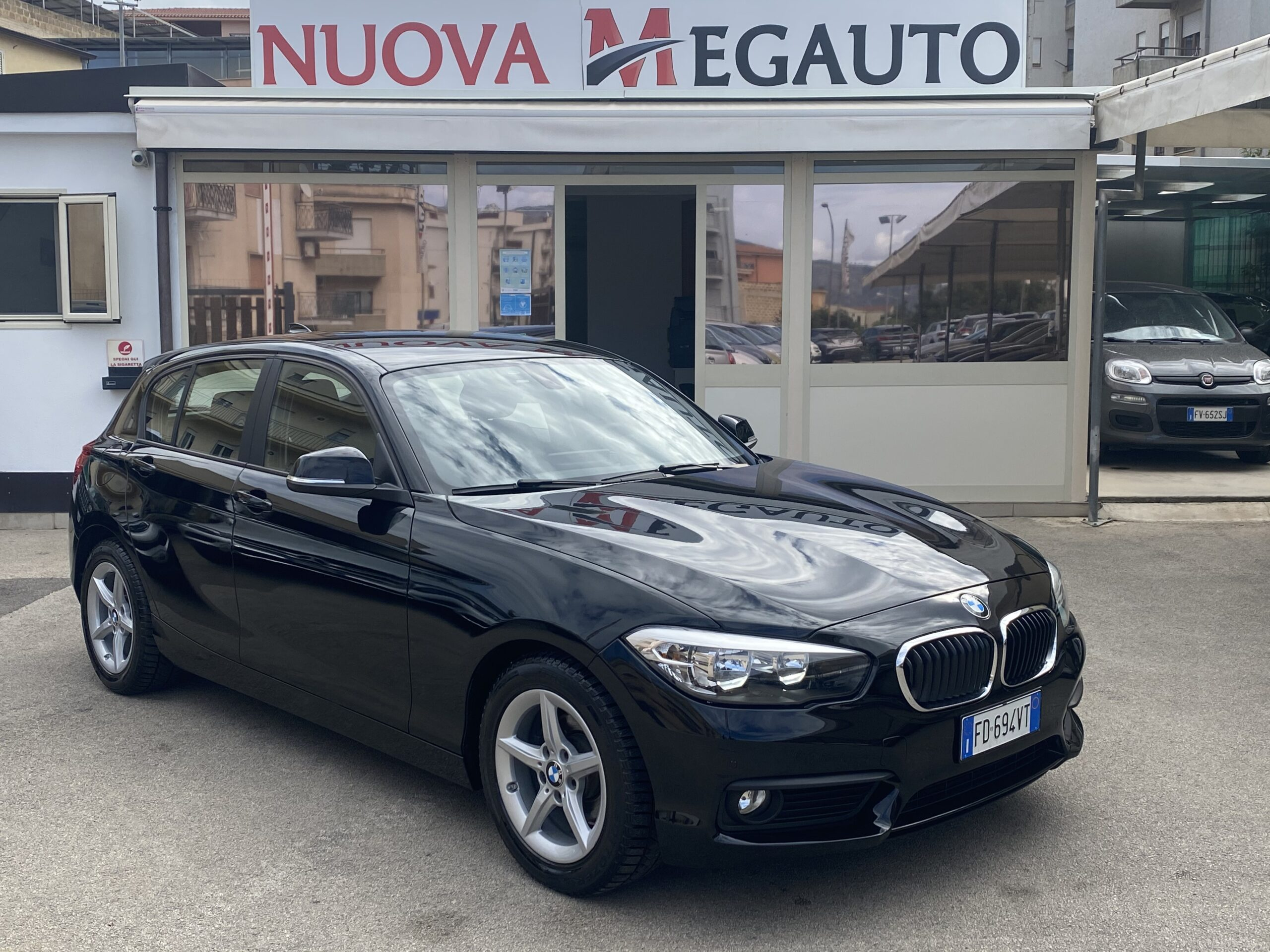 Bmw 116 D 5p. Efficient Dynamics Advantage