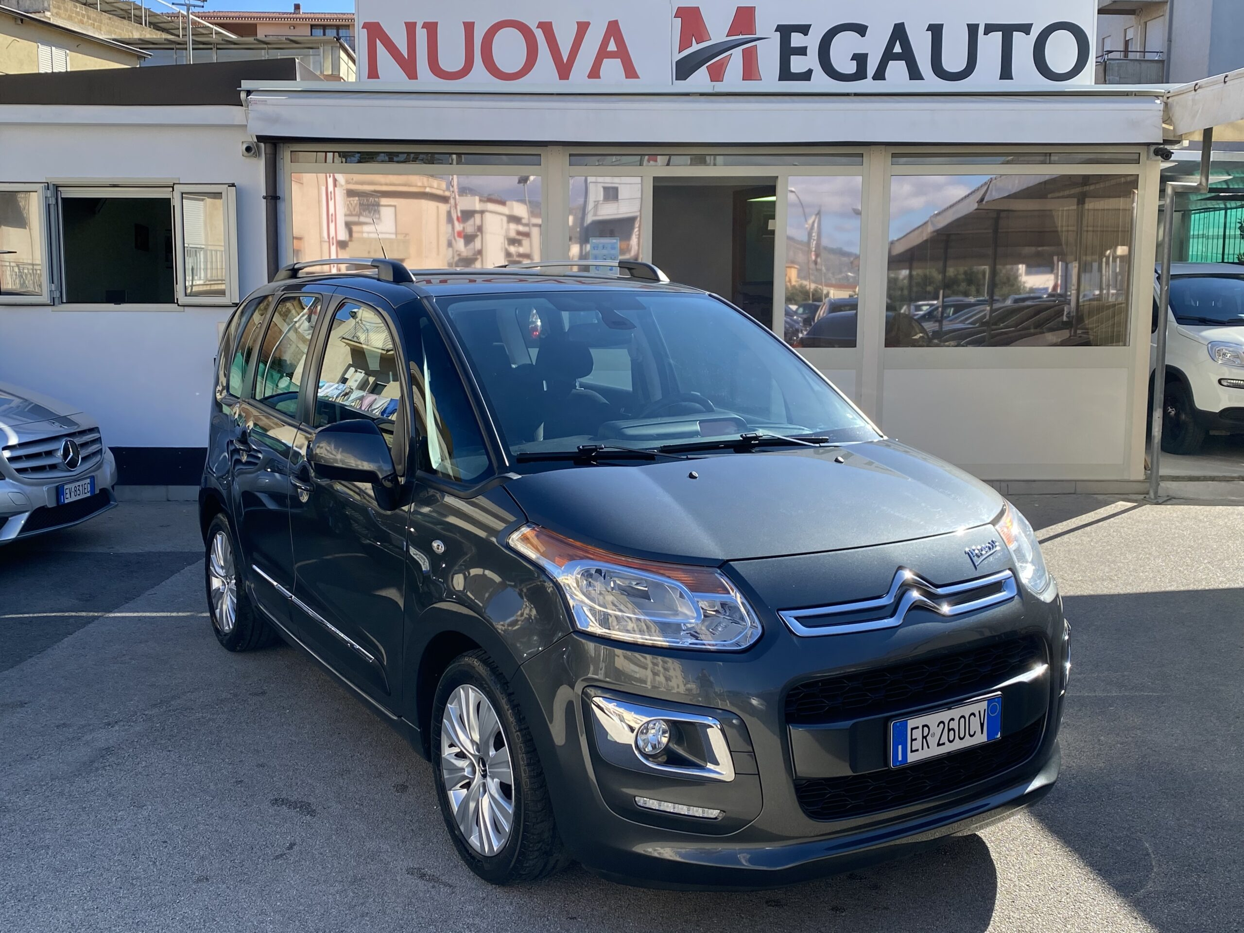 Citroen C3 Picasso 1.4 VTi 95 Exclusive