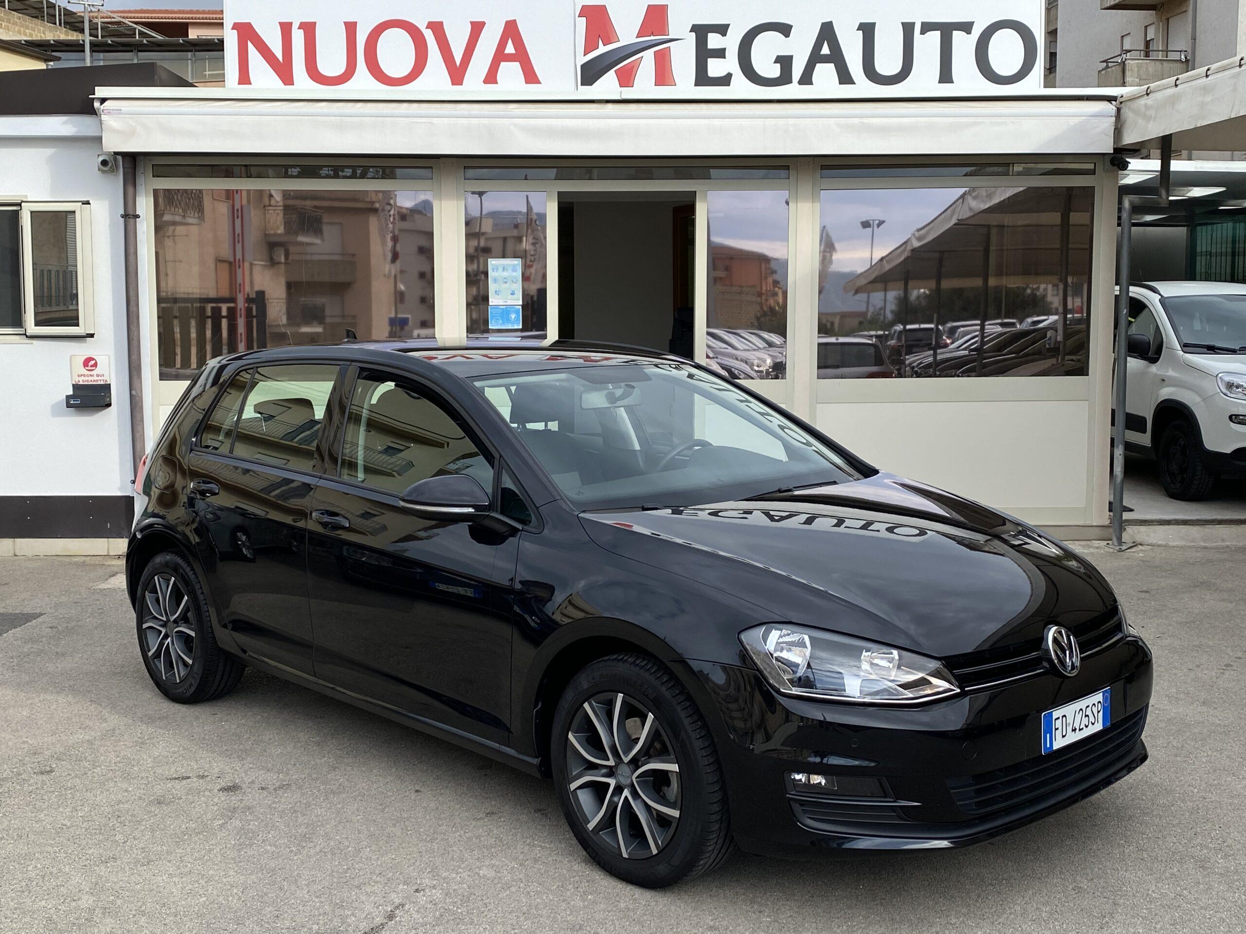 Volkswagen Golf 1.6 TDI 90 CV 5p. Trendline BlueMotion Technology