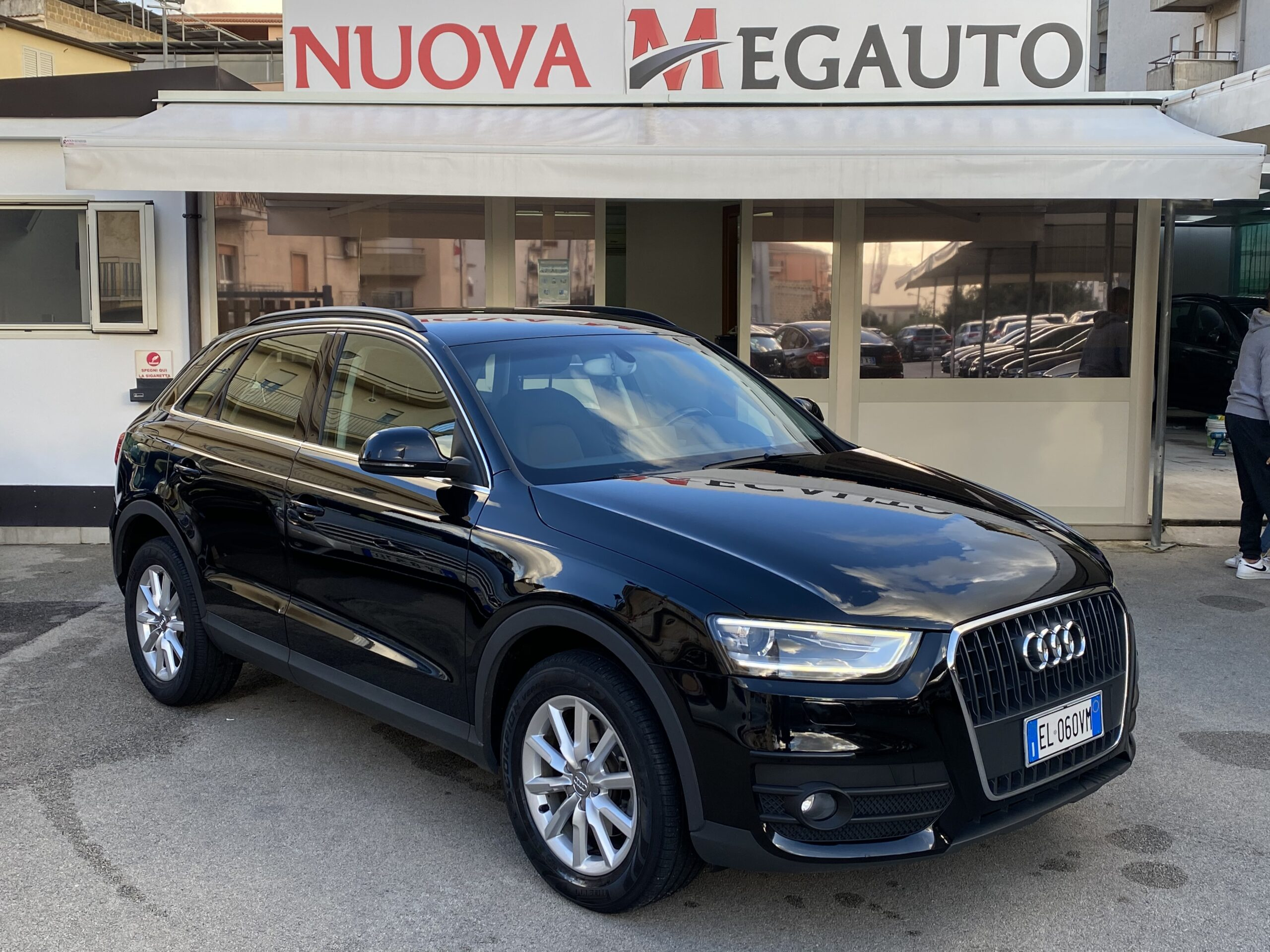 Audi Q3 2.0 TDI Advanced Plus 140CV