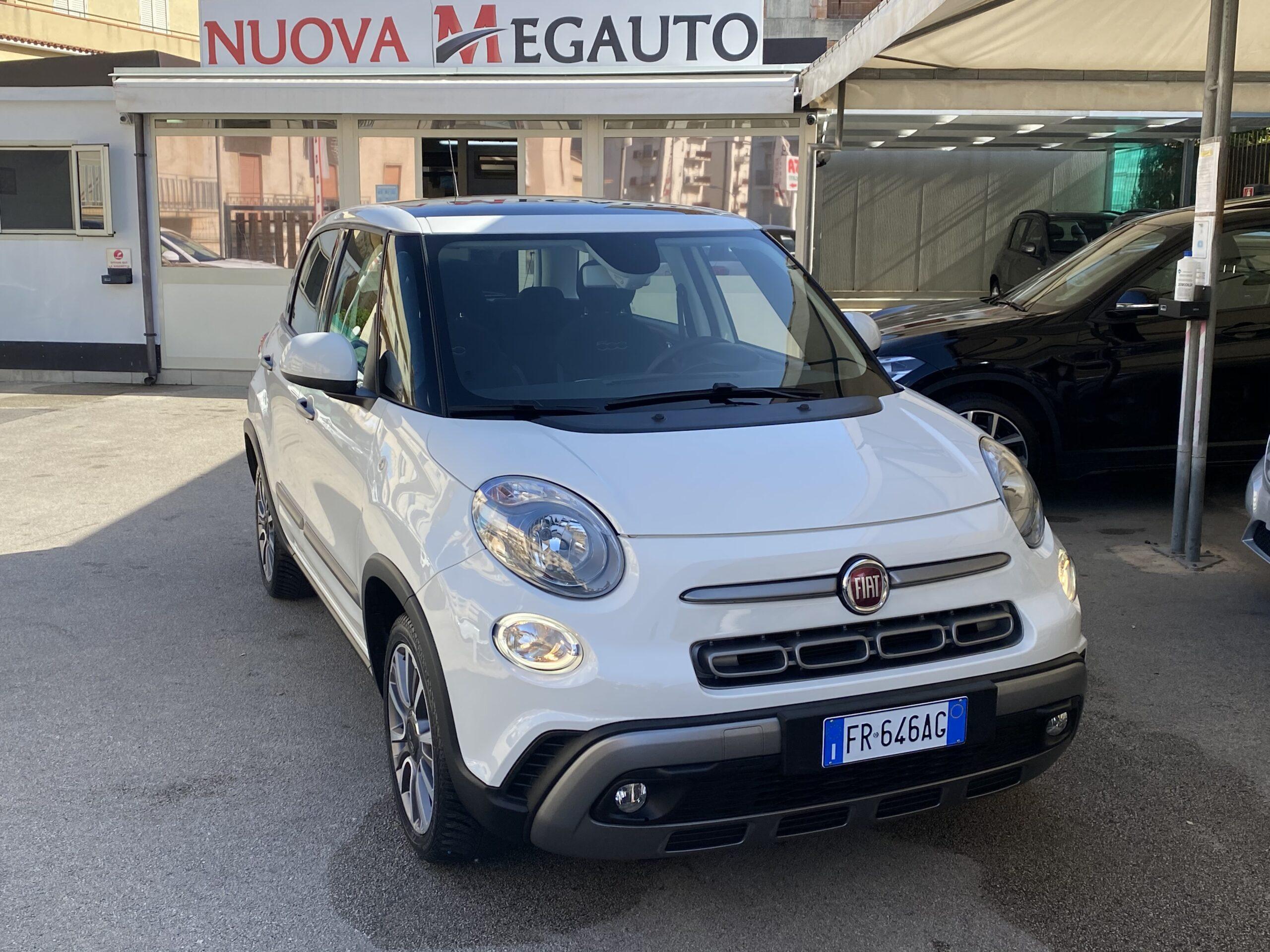 Fiat 500L 1.4 95CV GPL Cross 2018