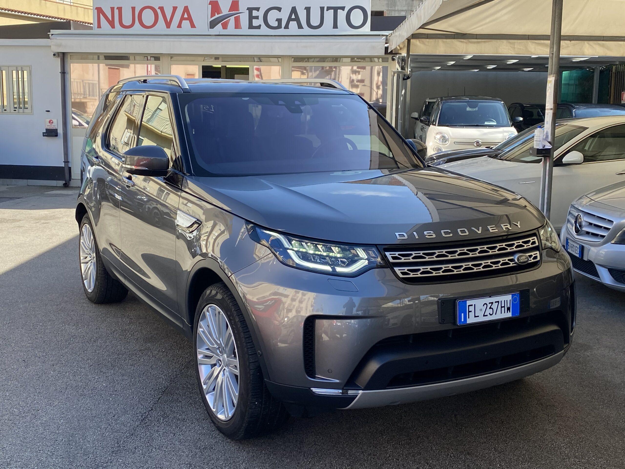 Land Rover Discovery 3.0 TD6 249 CV HSE Luxury 7 Posti 2018