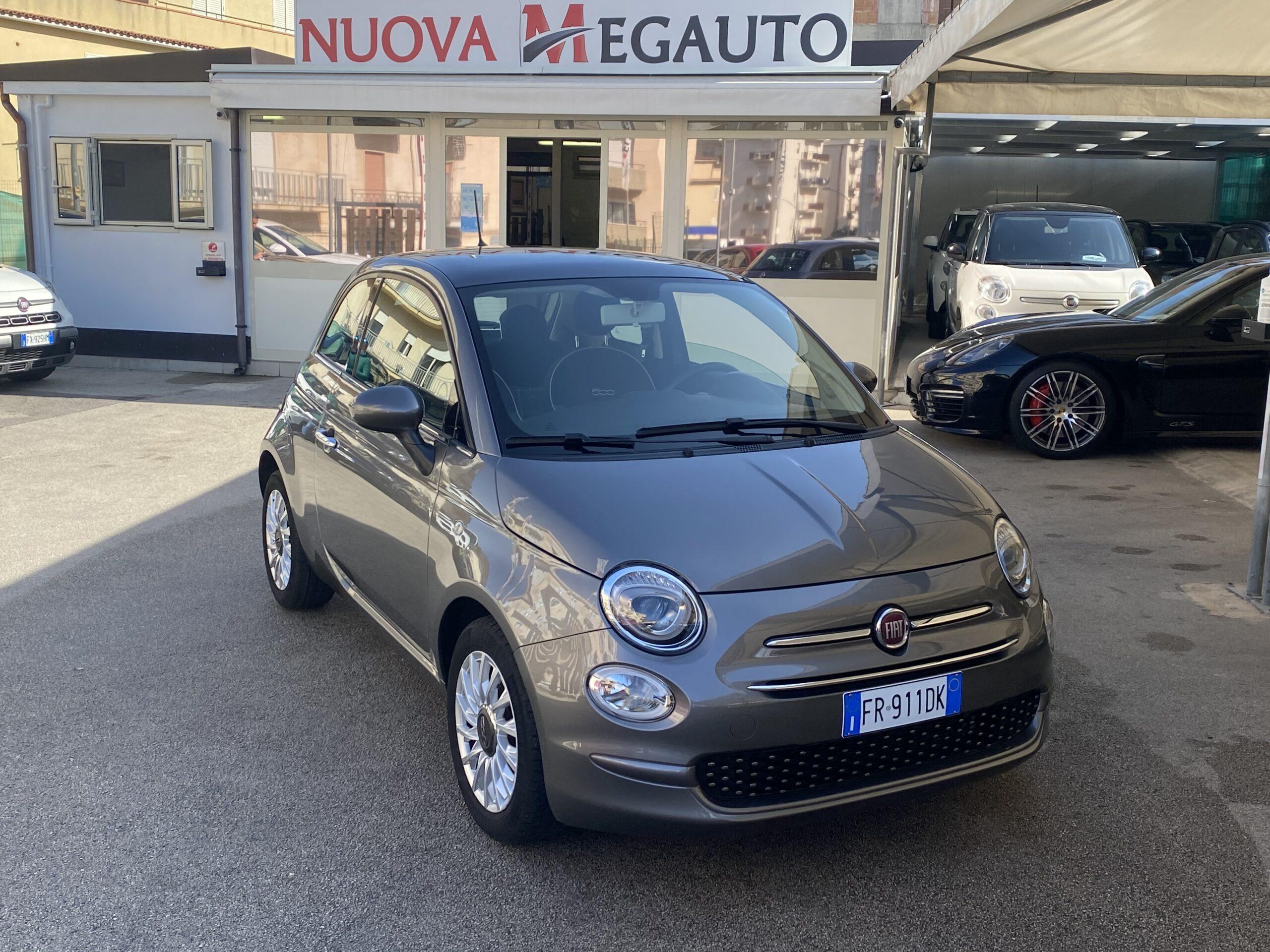 Fiat 500 1.2 Lounge Aut