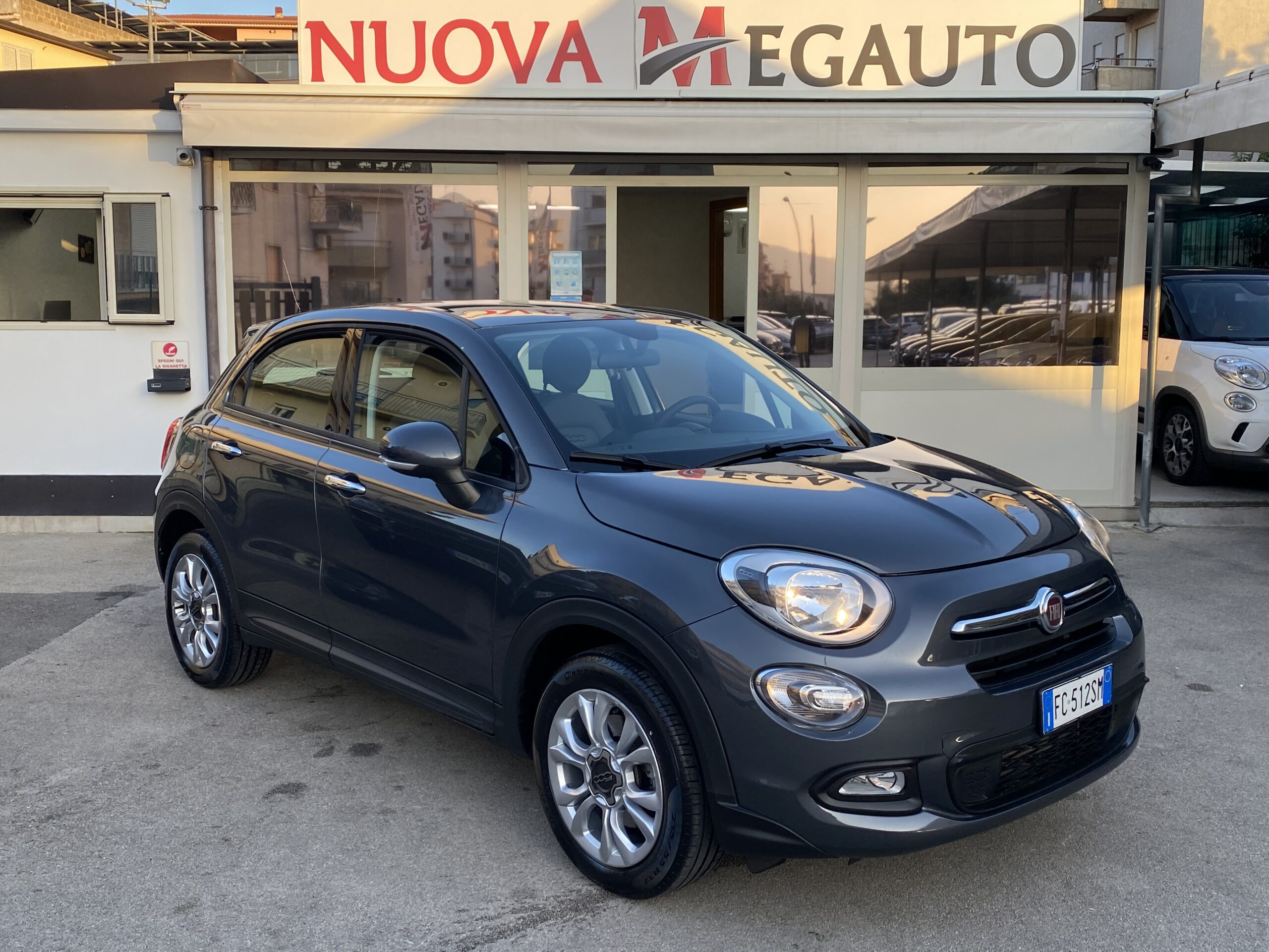 Fiat 500X 1.3 MultiJet 95 CV Pop Star 2016