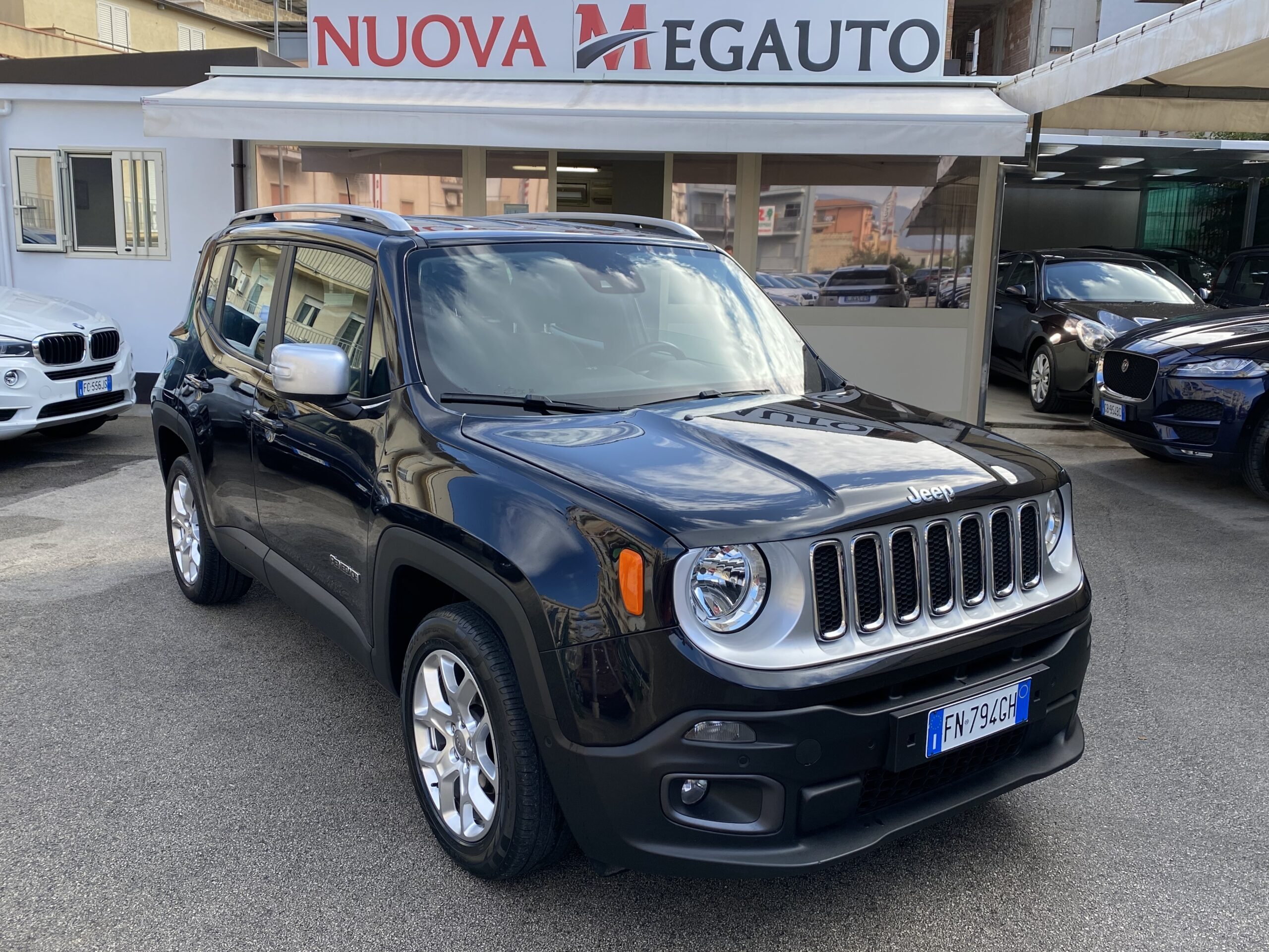 Jeep Renegade 1.6 Mjt 120 CV Limited 2018