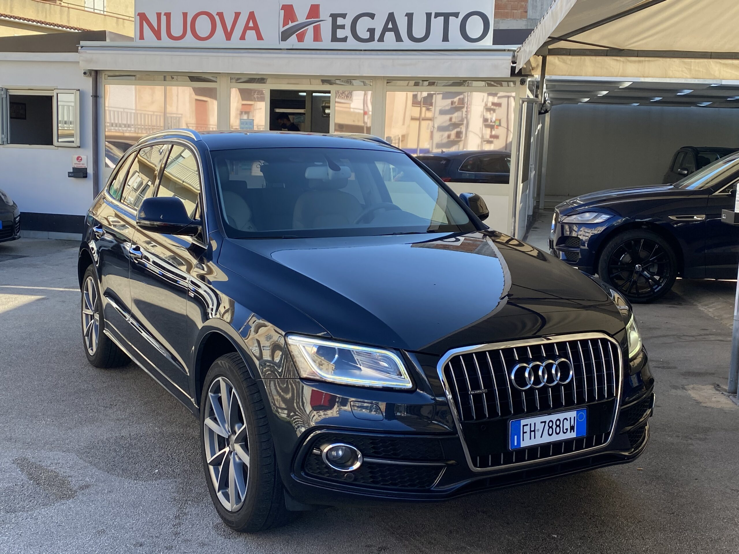Audi Q5 2.0 TDI 190 CV S-line Quattro Advanced Plus
