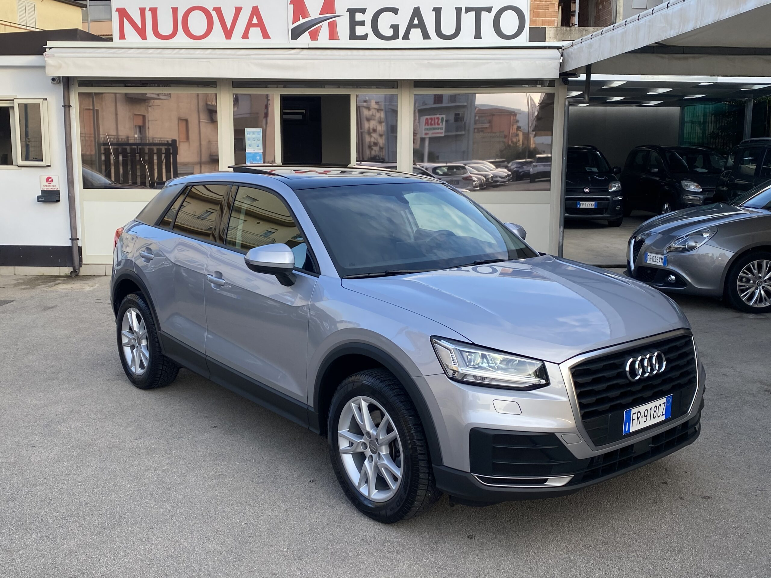 Audi Q2 1.6 TDI S Tronic Business 2018
