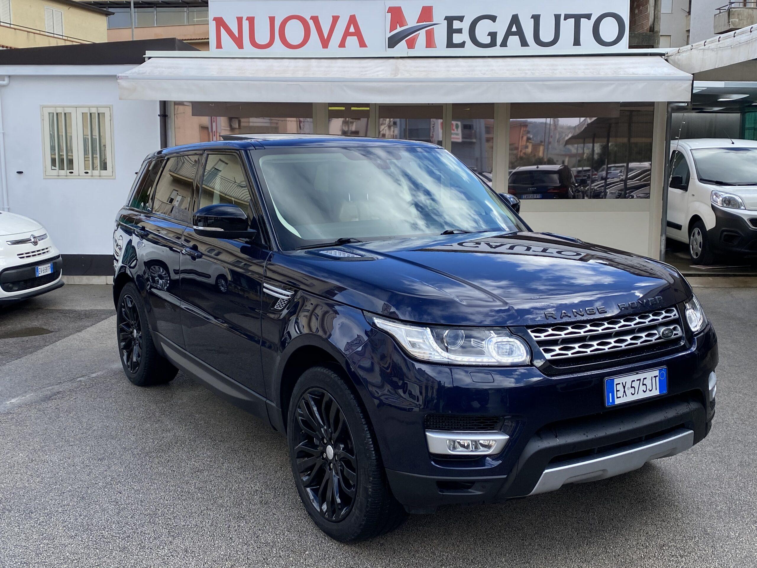 Land Rover Range Rover Sport 3.0 SDV6 Autobiography Dynamic MOTORE NUOVO