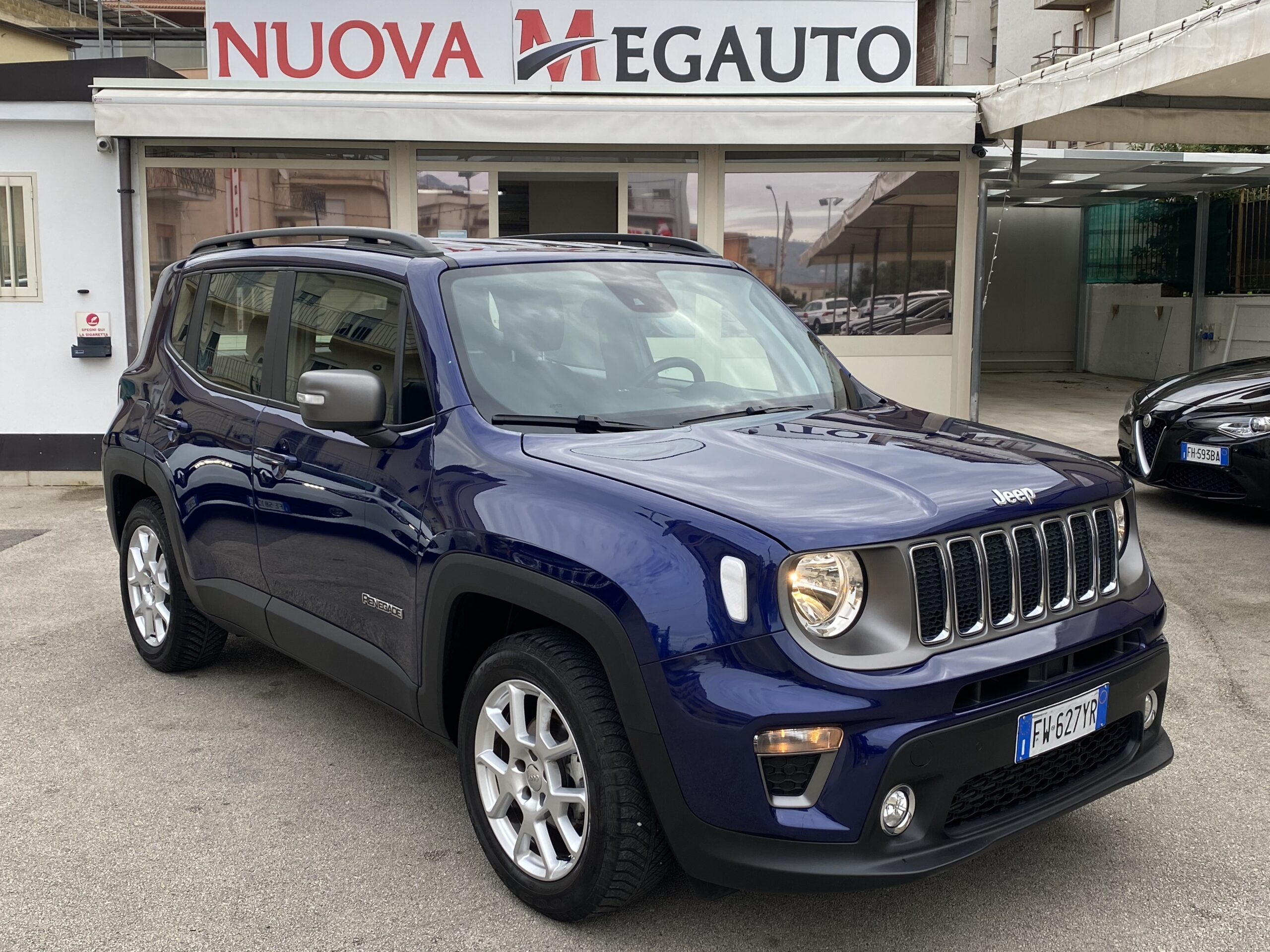 Jeep Renegade 1.6 Mjt 120 CV Limited 19