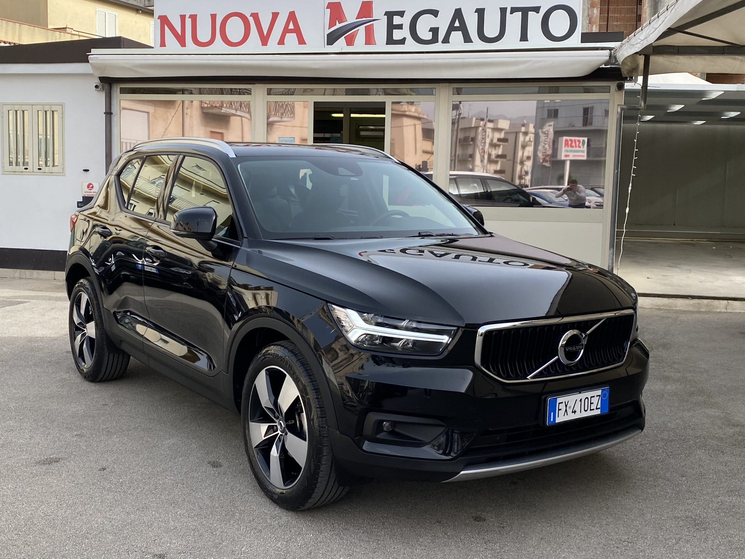 Volvo XC40 D3 Geartronic Business Plus