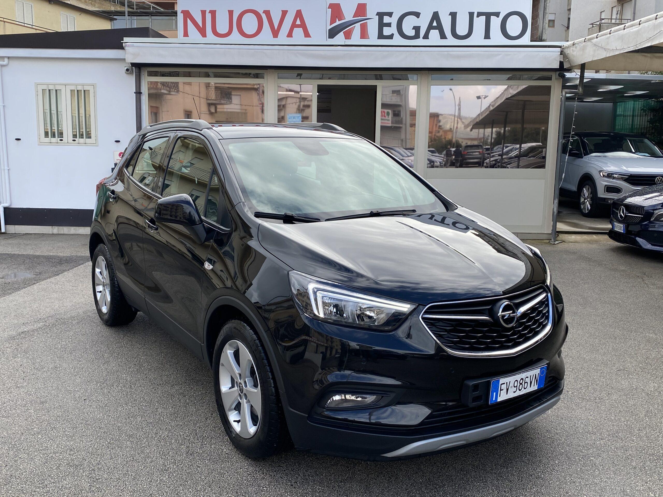 Opel Mokka X 1.4 Turbo Ecotec 120CV 4×2 Start&Stop Advance