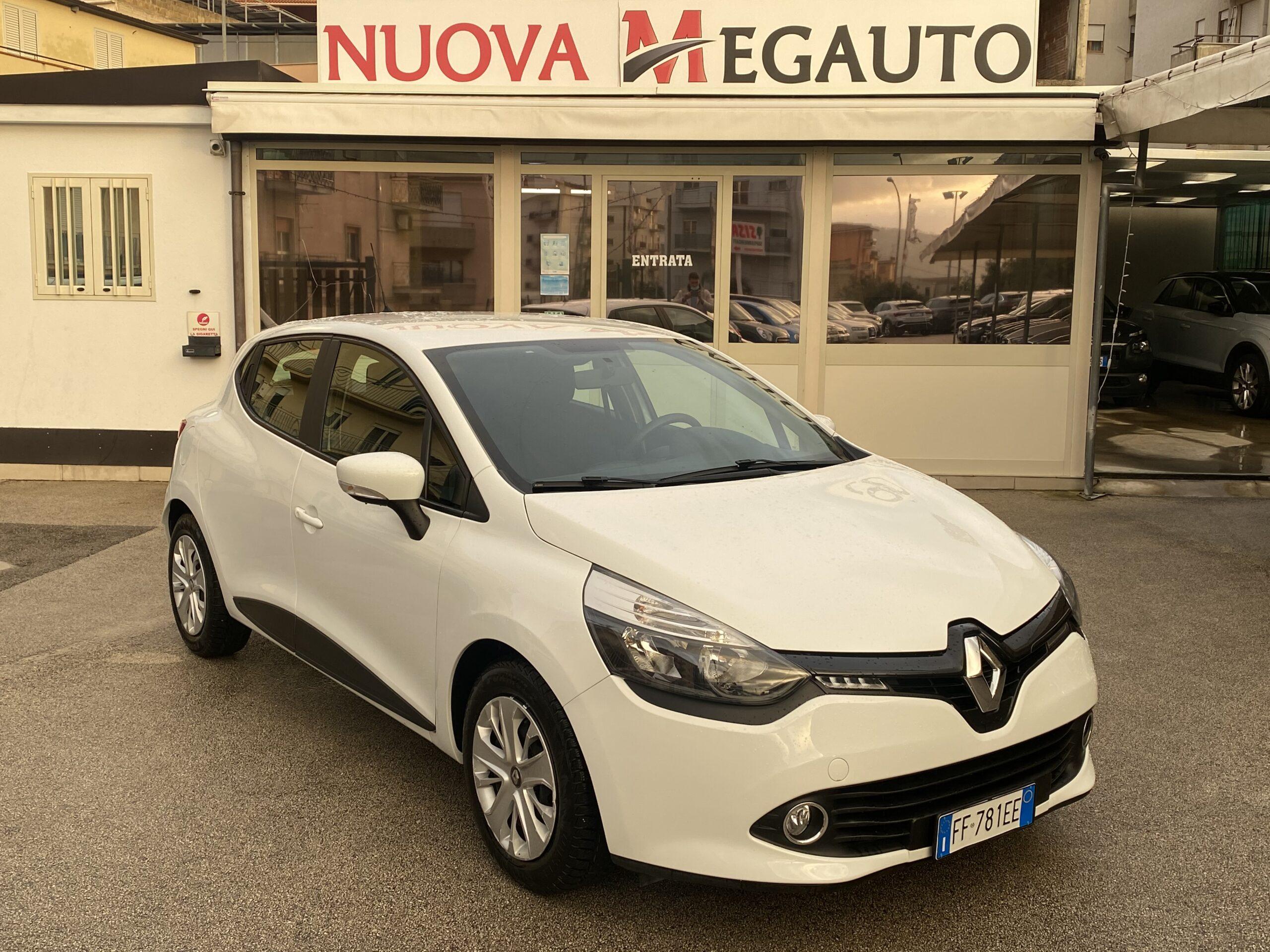 Renault Clio 1.5 DCi 8V 75CV Start&Stop 5 Porte Van Autocarro