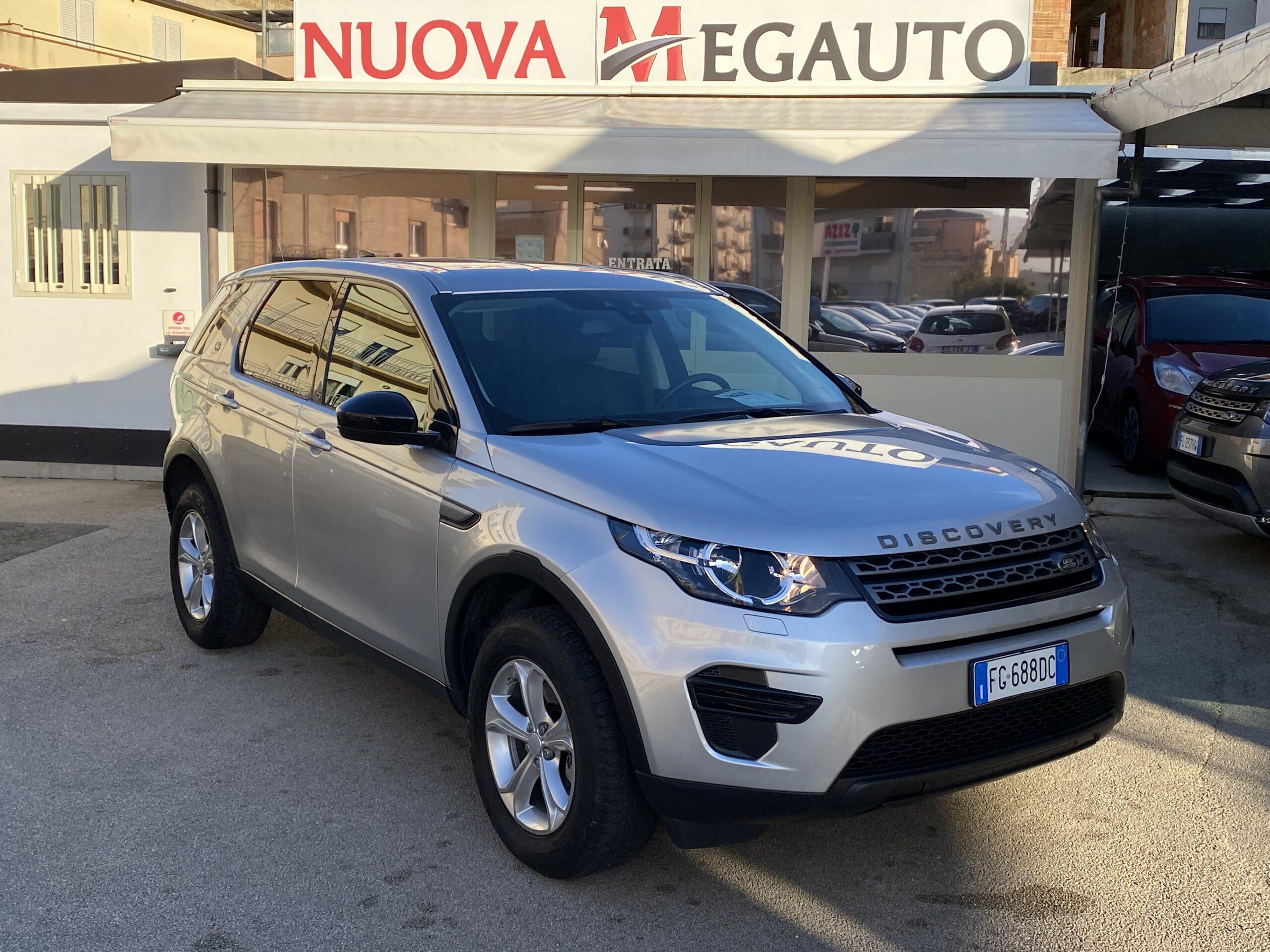Land Rover Discovery Sport 2.0 TD4 180 CV Auto Business SE 2017