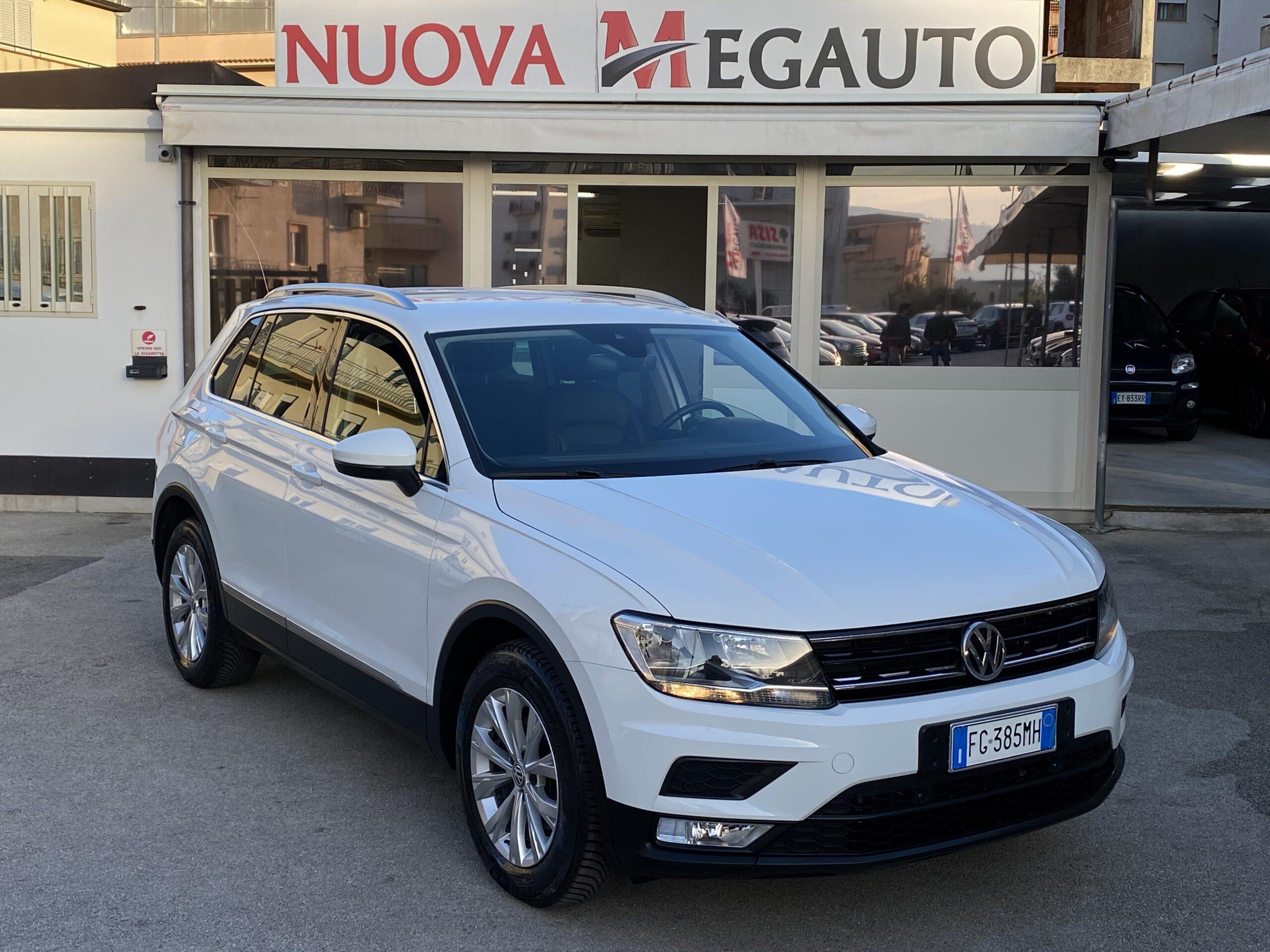 Volkswagen Tiguan 2.0 TDI SCR DSG Executive BlueMotion Technology 2017