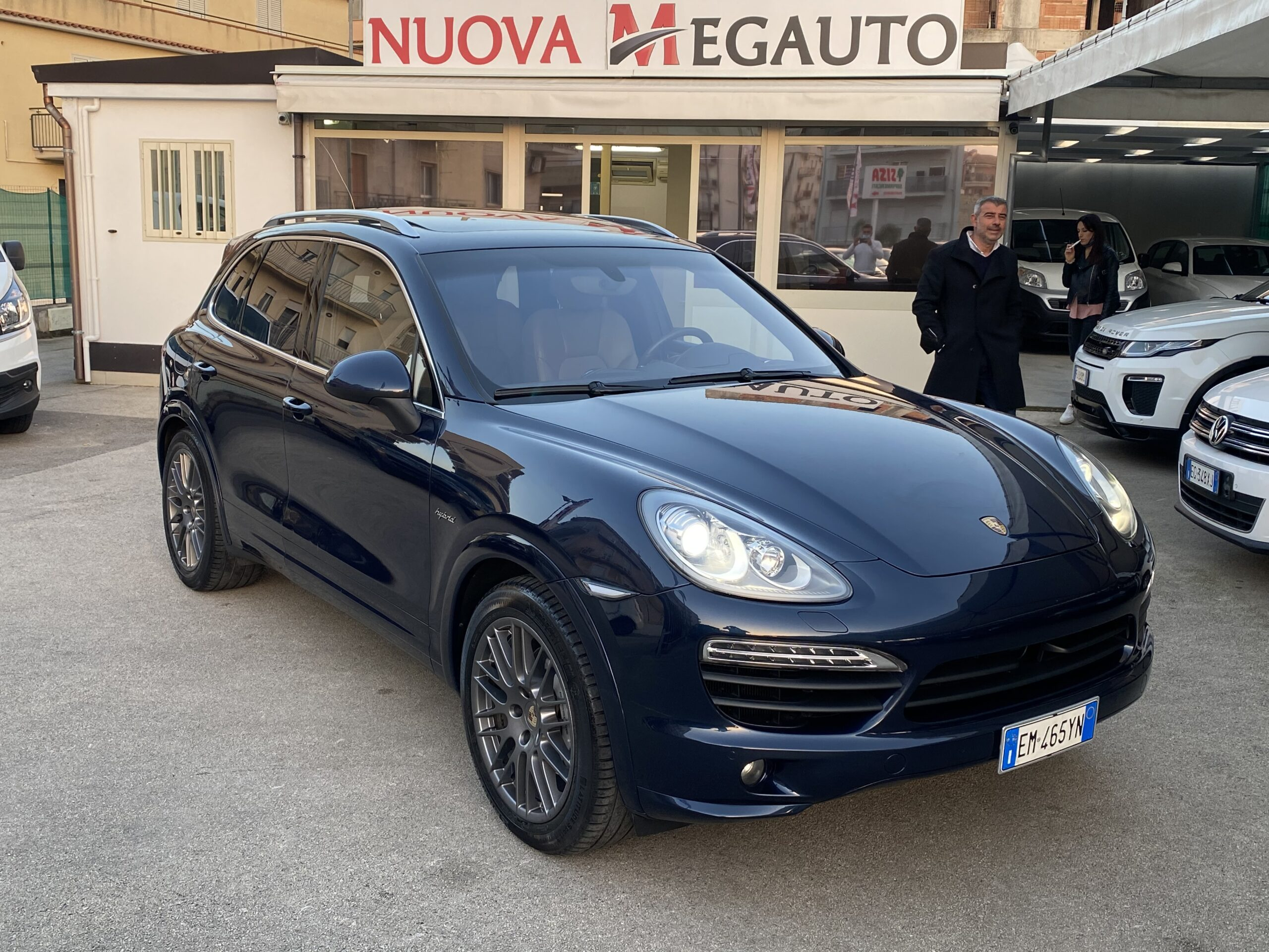 Porsche Cayenne 3.0 S Hybrid