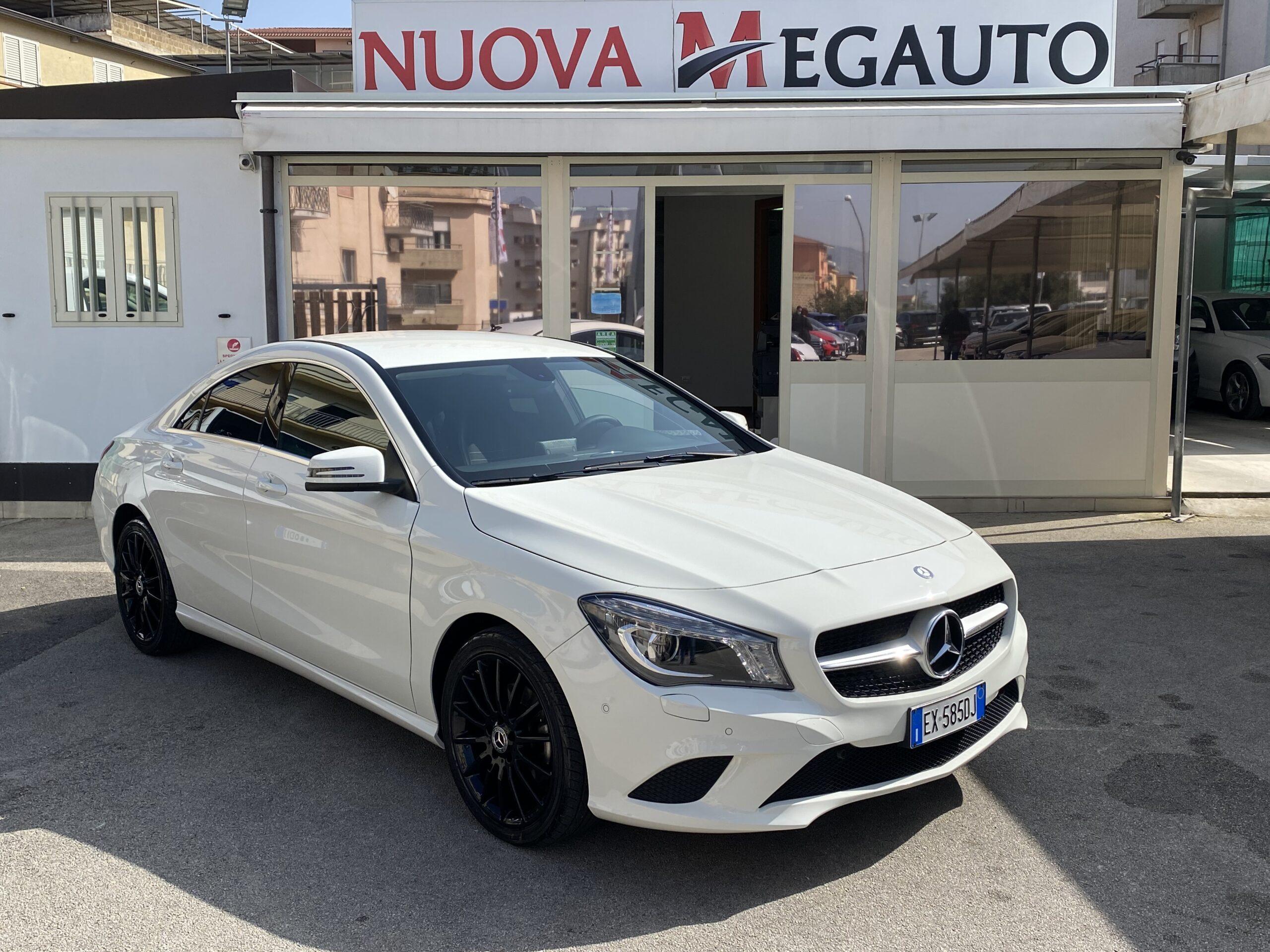 Mercedes-benz CLA 200 CDI SPORT