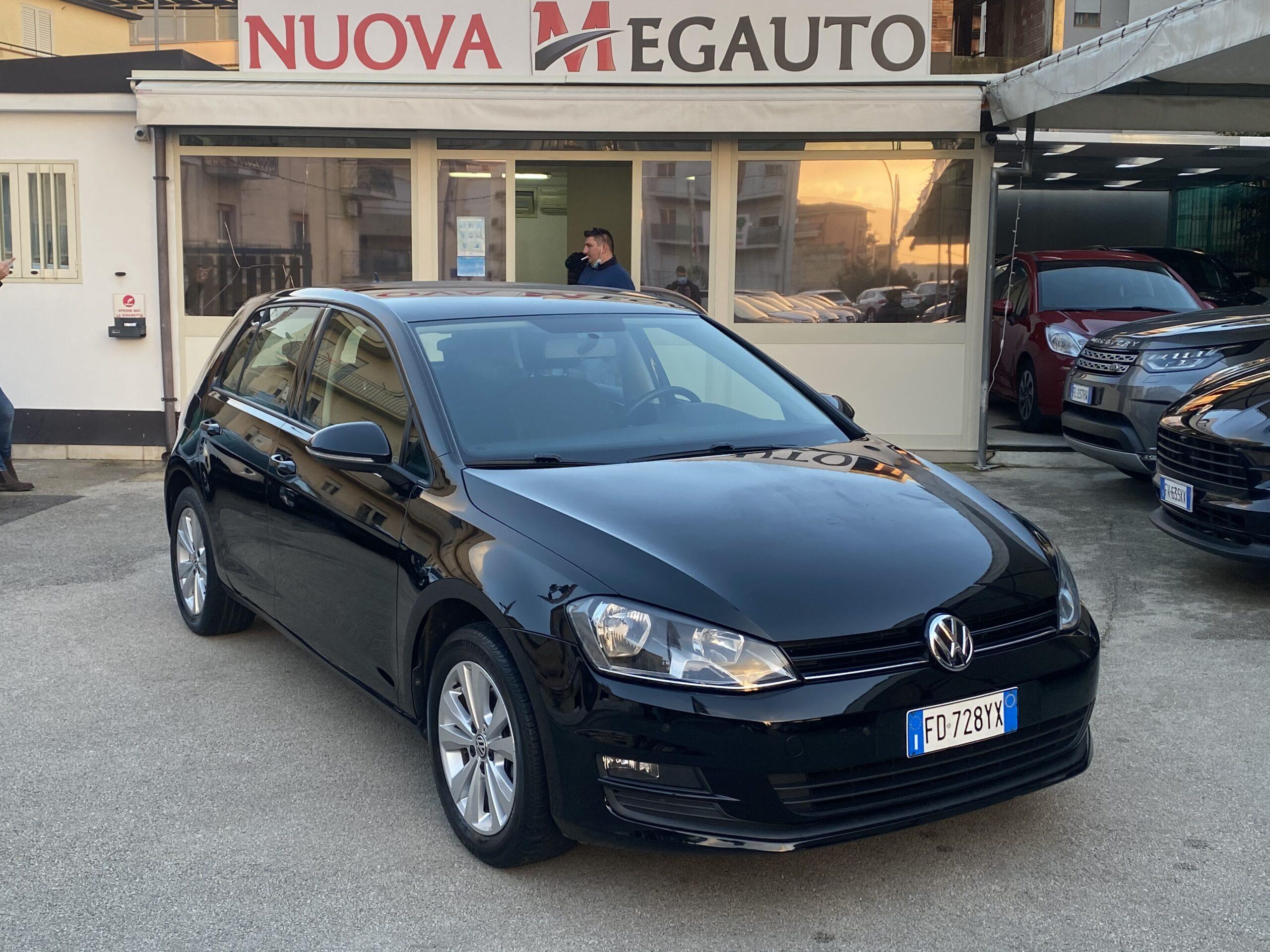 Volkswagen Golf 7 1.6 TDI 110 CV 5p. Comfortline BlueMotion