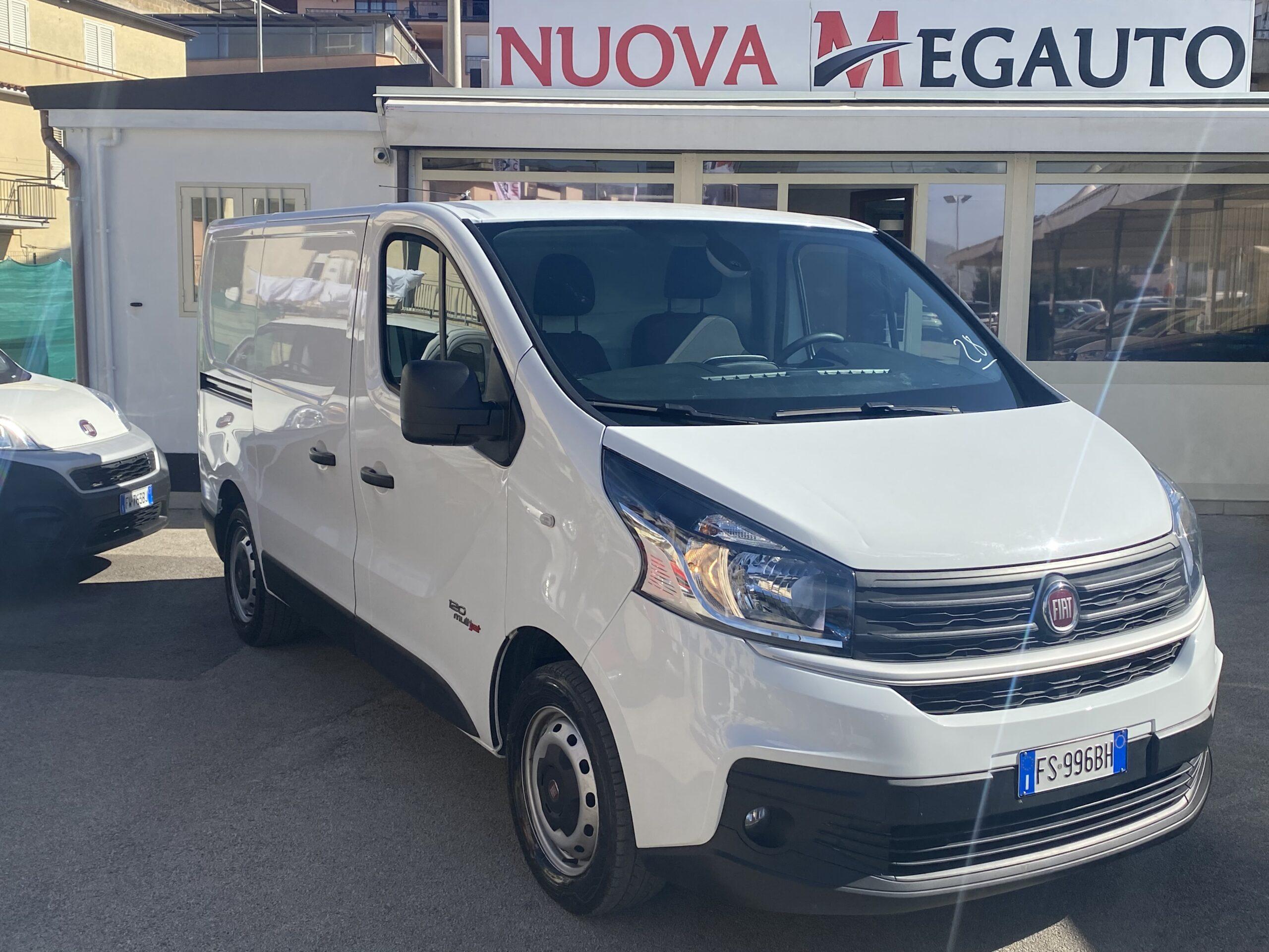 Fiat Talento 1.6 MJT 120CV Navi 2019