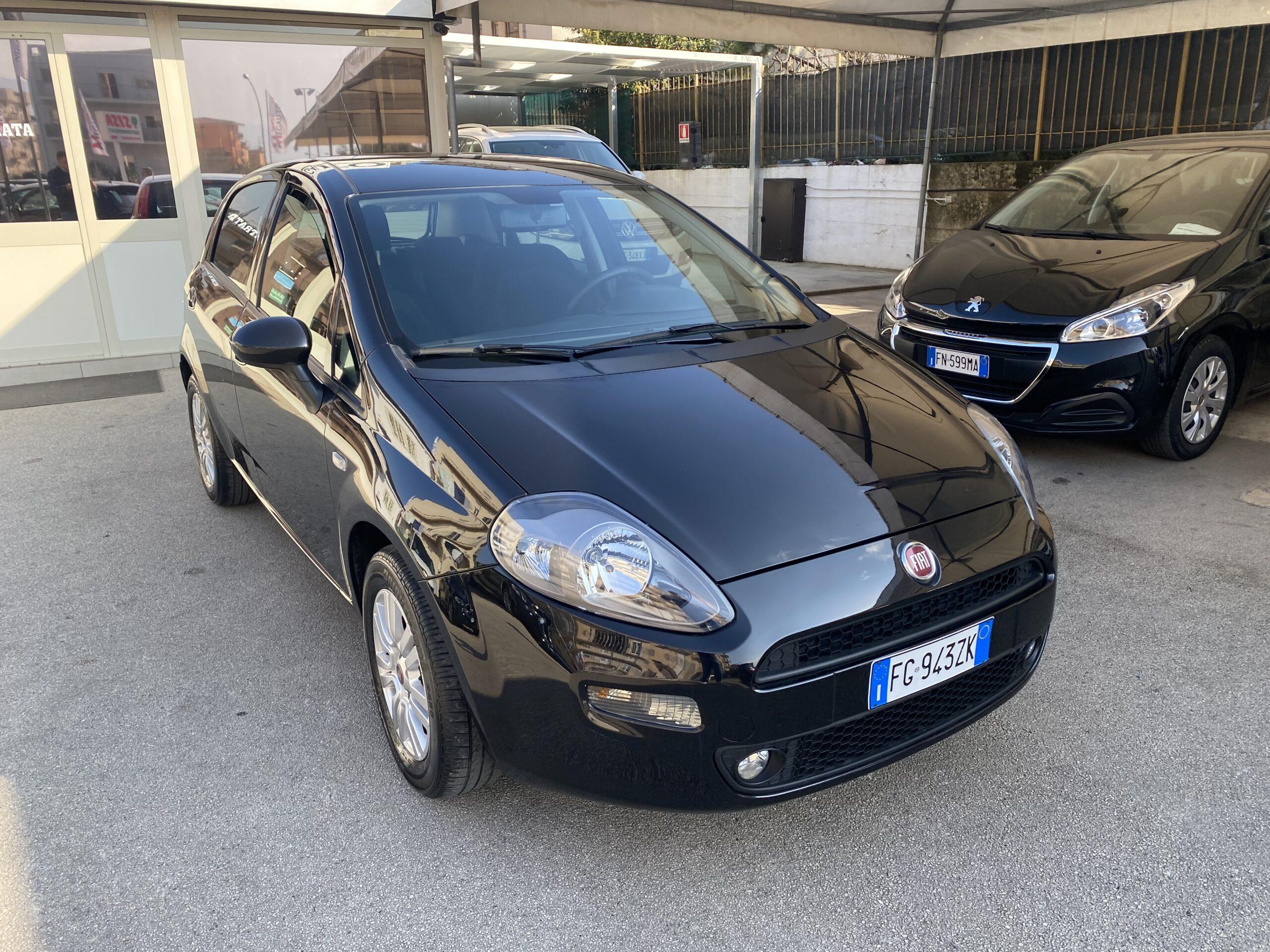Fiat Grande Punto 1.2 8V 5 Porte Lounge