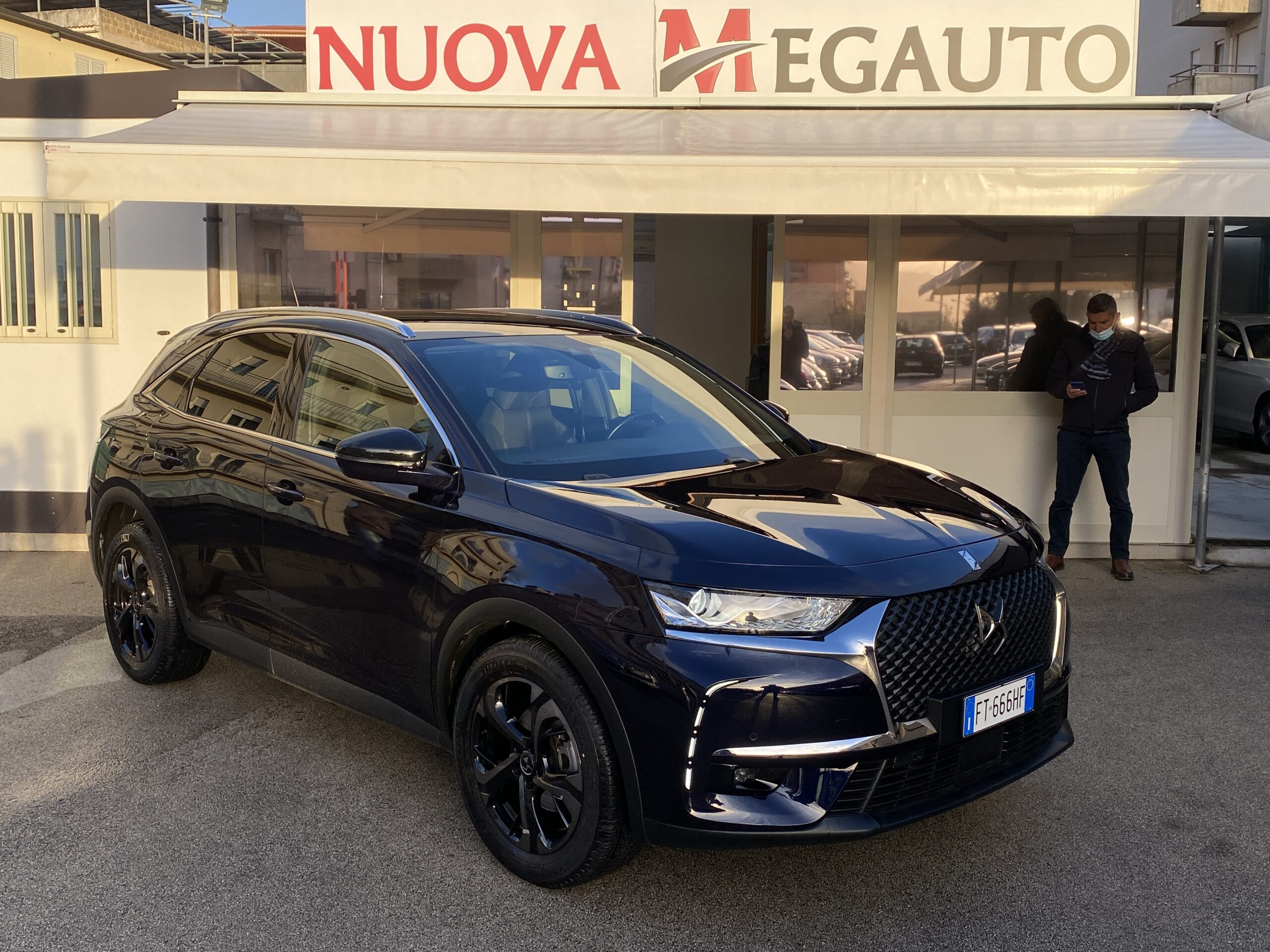 DS Automobiles Crossback BlueHDi 180 Aut. Business 2019