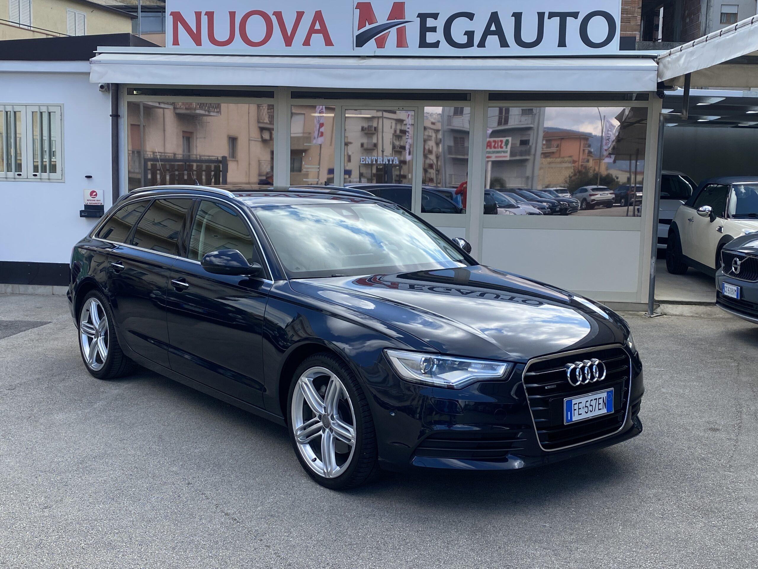 Audi A6 Avant 3.0 TDI 245CV Clean Diesel Qu. S Tronic Advanced