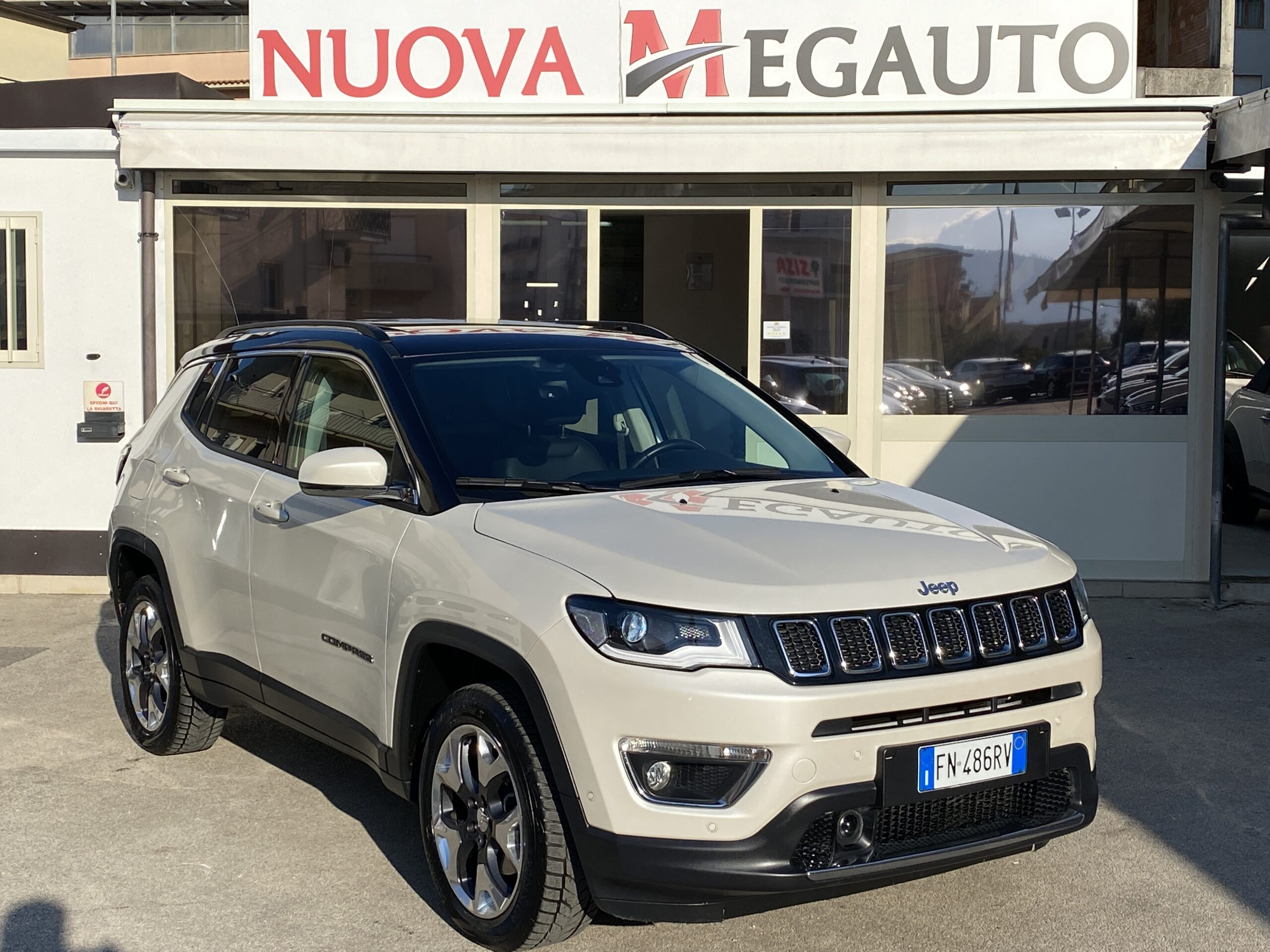 Jeep Compass 2.0 Multijet II Aut. 4WD Limited 170cv