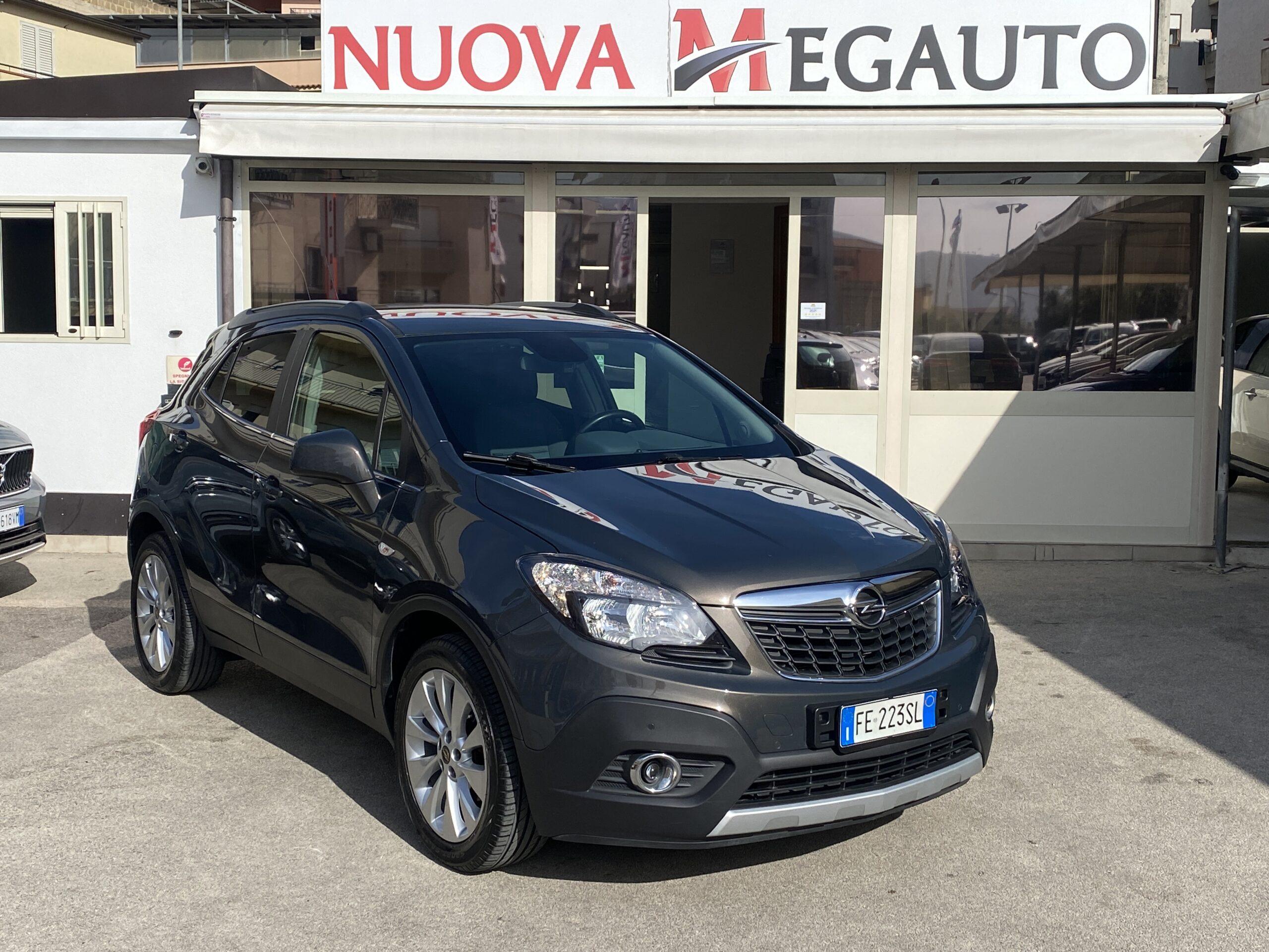 Opel Mokka 1.6 CDTI Ecotec 136CV 4×2 Start&Stop Cosmo