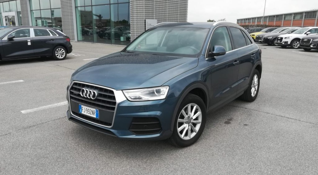 AUDI Q3 2.0 BUSINESS QUATTRO 150CV