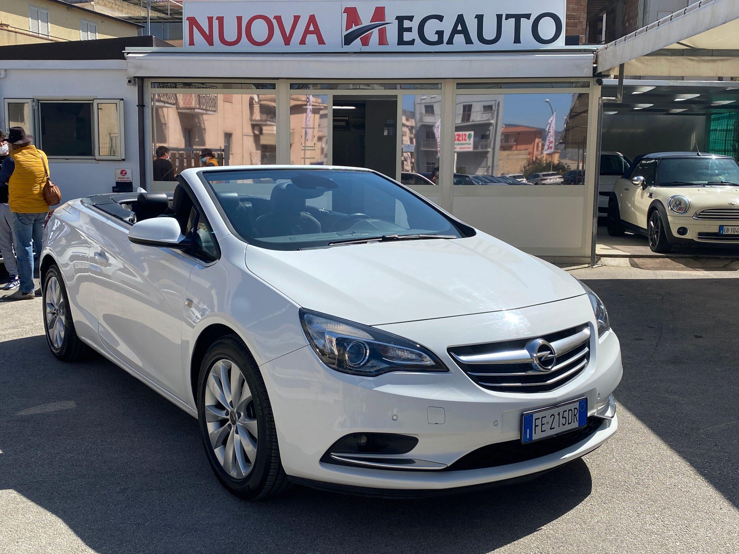 Opel Cascada 2.0 CDTI ECOTEC 170CV Start&Stop Cosmo