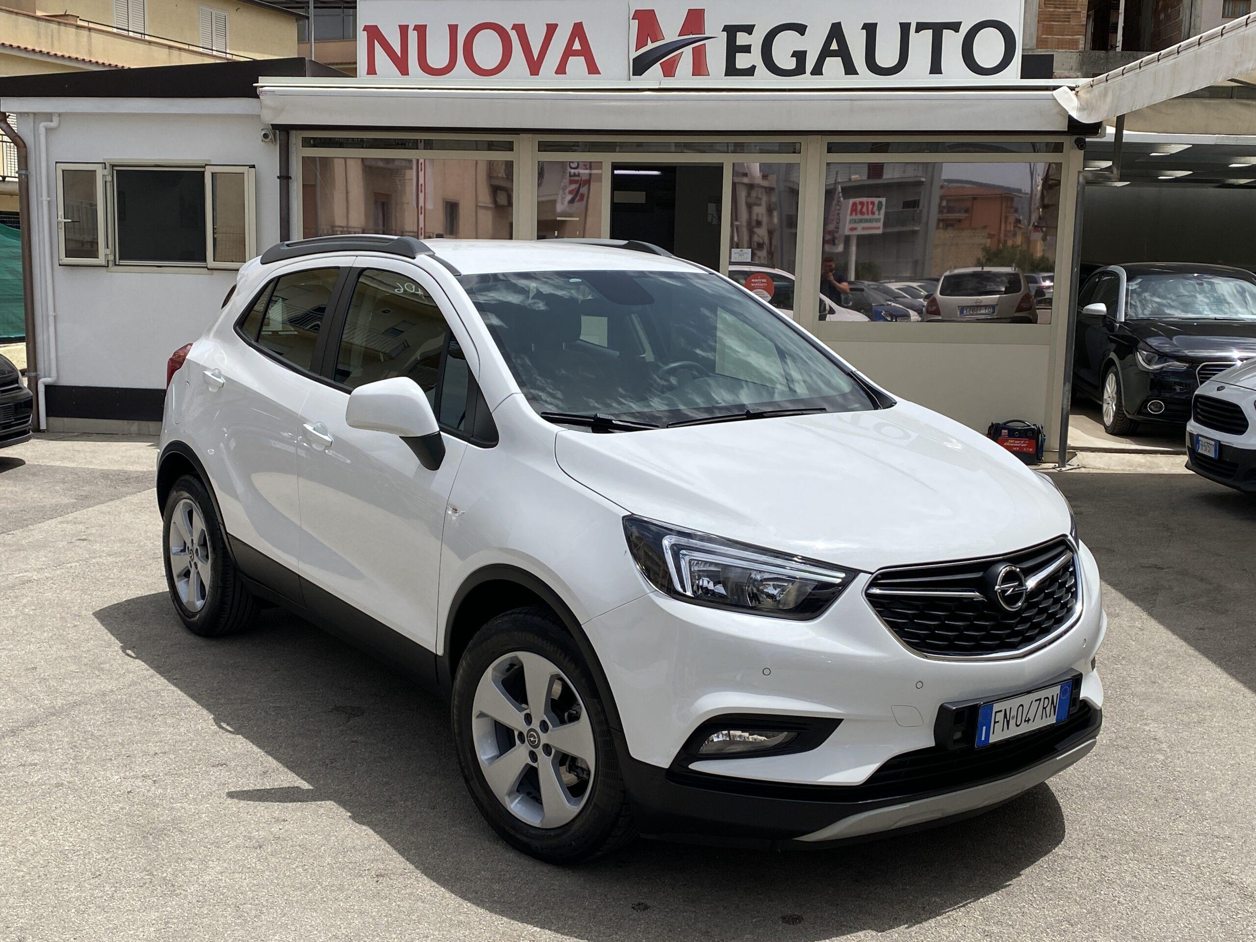 Opel Mokka 1.6 CDTI Ecotec 4×2 Start&Stop Innovation