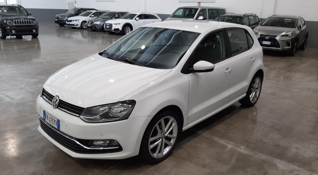 Volkswagen Polo 1.2 TSI 5p. Comfortline BlueMotion Technology