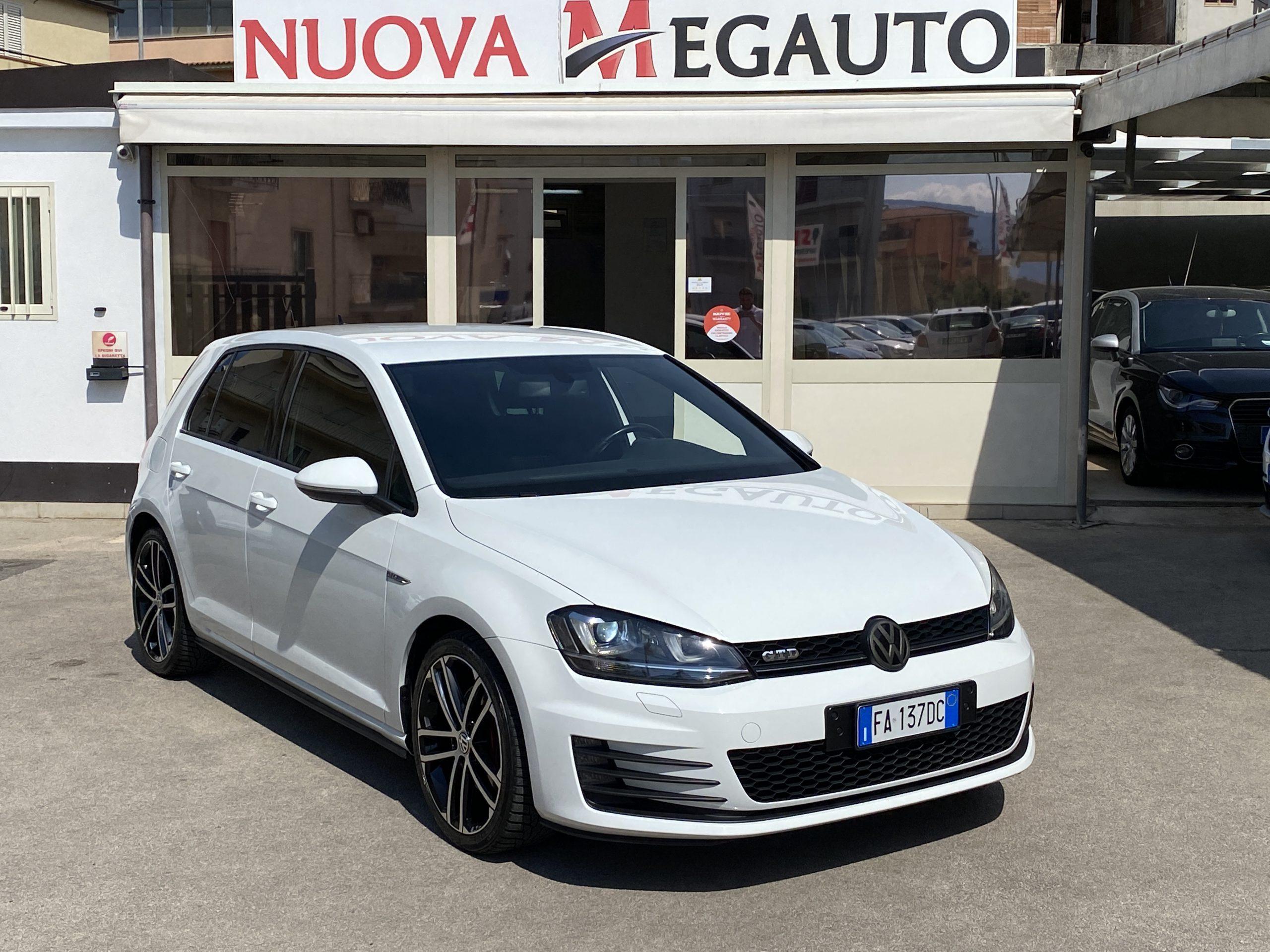 Volkswagen Golf GTD 2.0 TDI 5p. BlueMotion Technology