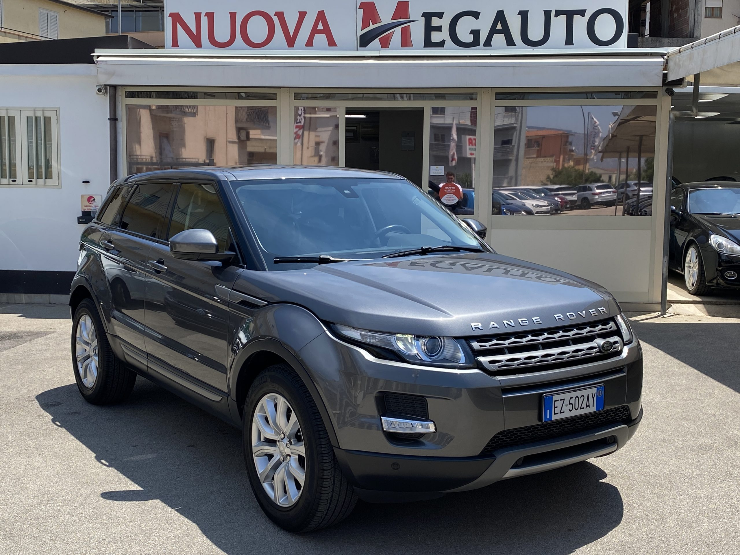 Land Rover Range Rover Evoque 2.2 TD4 Pure Tech Pack