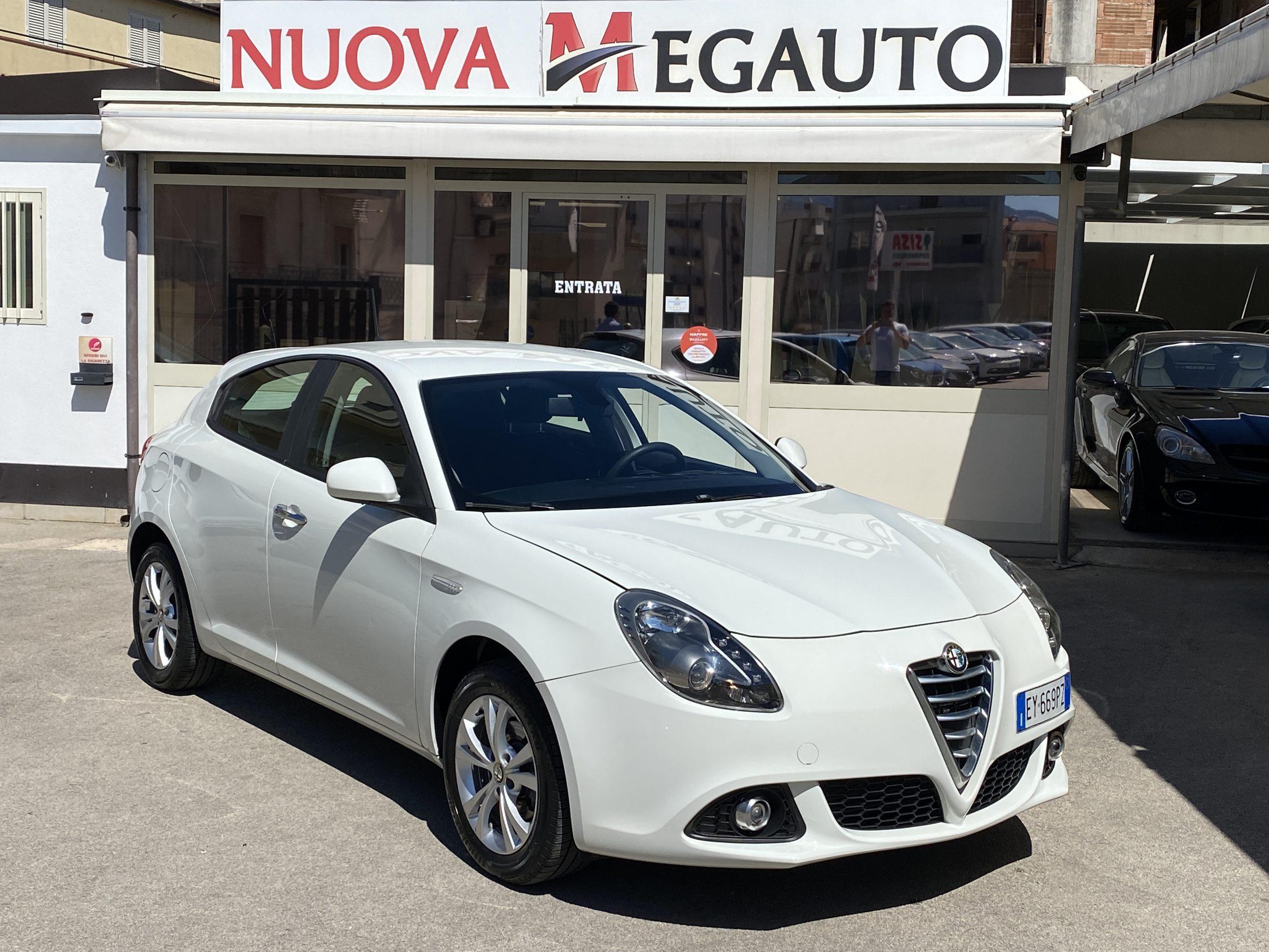 Alfa Romeo 1.4 Turbo 120 CV GPL Progression