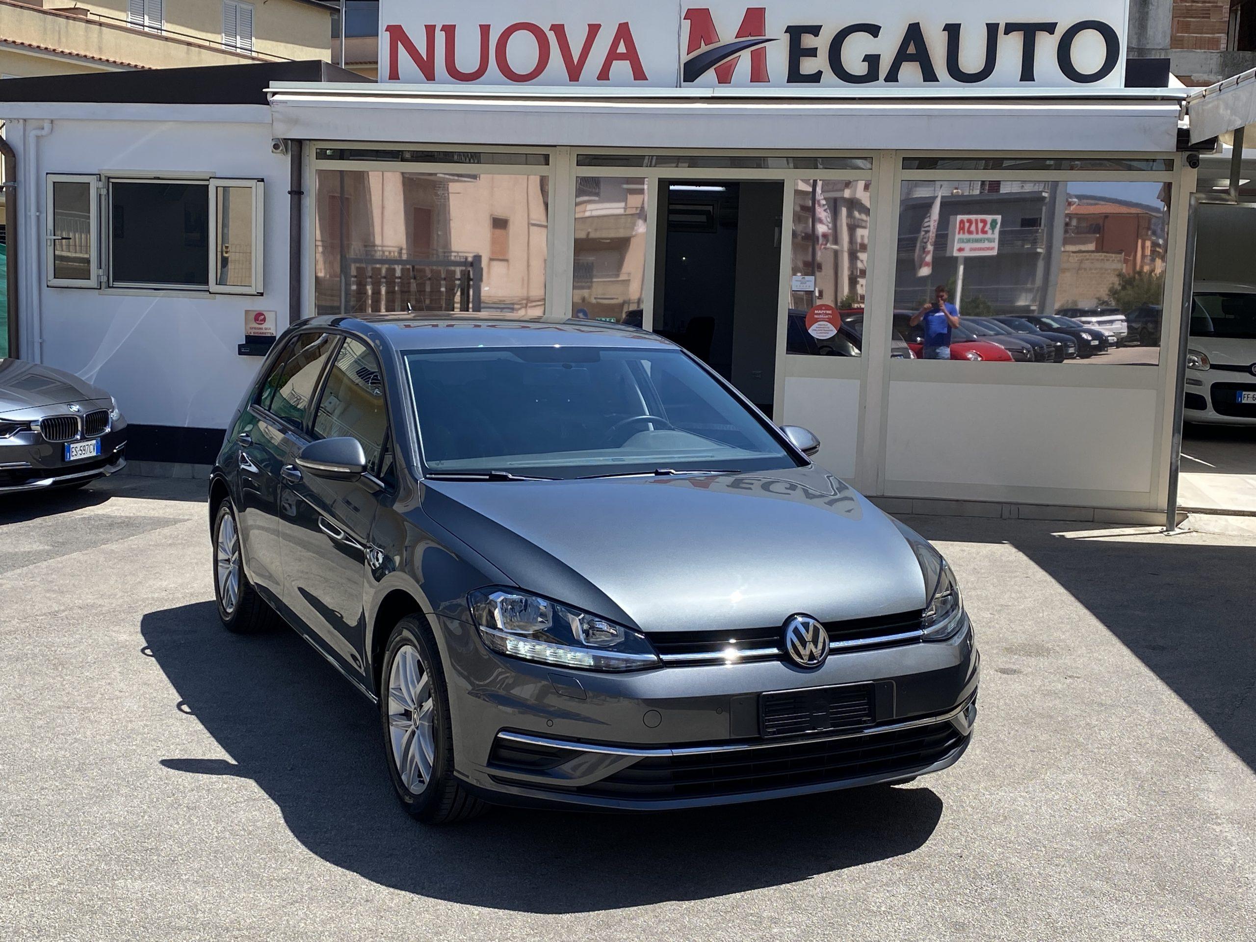 Volkswagen Golf 2.0 TDI 5p. Highline BlueMotion Technology