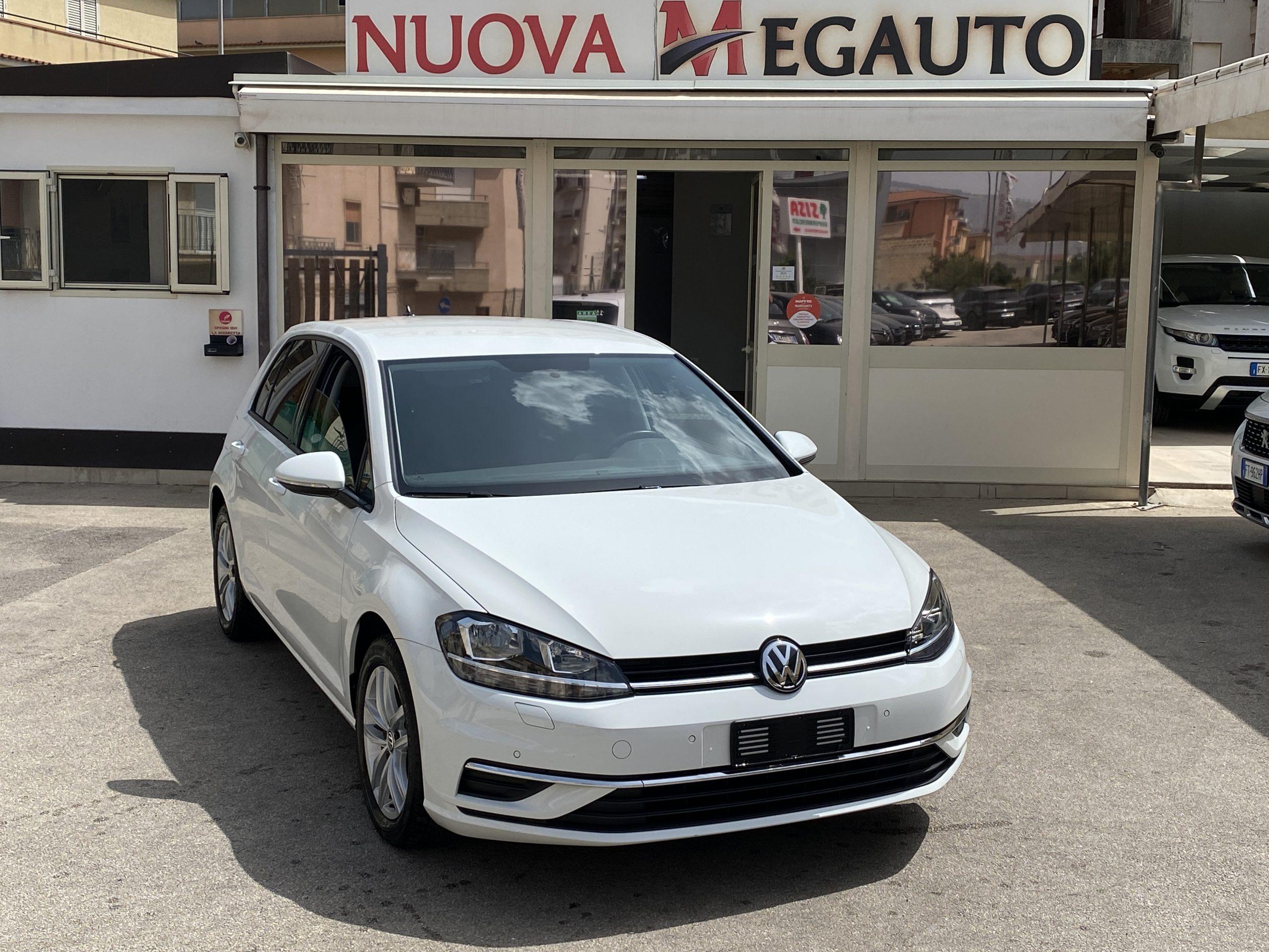 Volkswagen Golf 1.6 TDI 115 CV 5p. Business BlueMotion Technology 2019